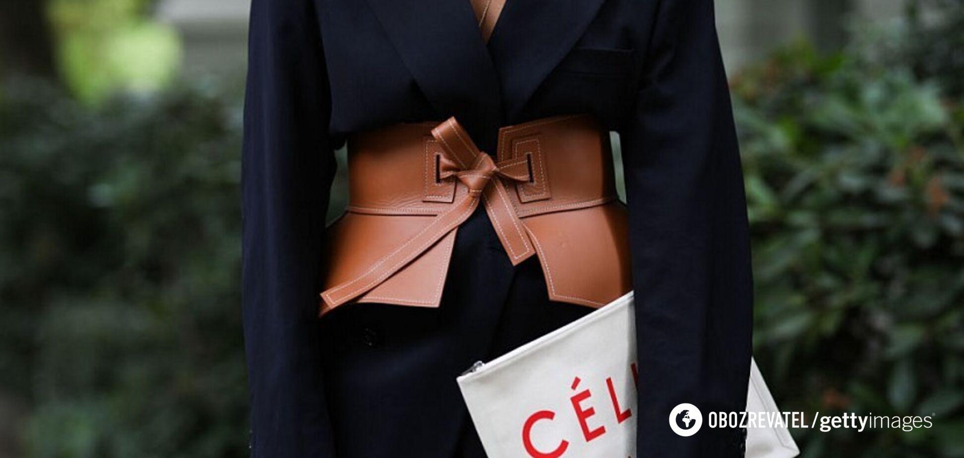Чому варто додати до весняного гардеробу корсет і з чим його носити