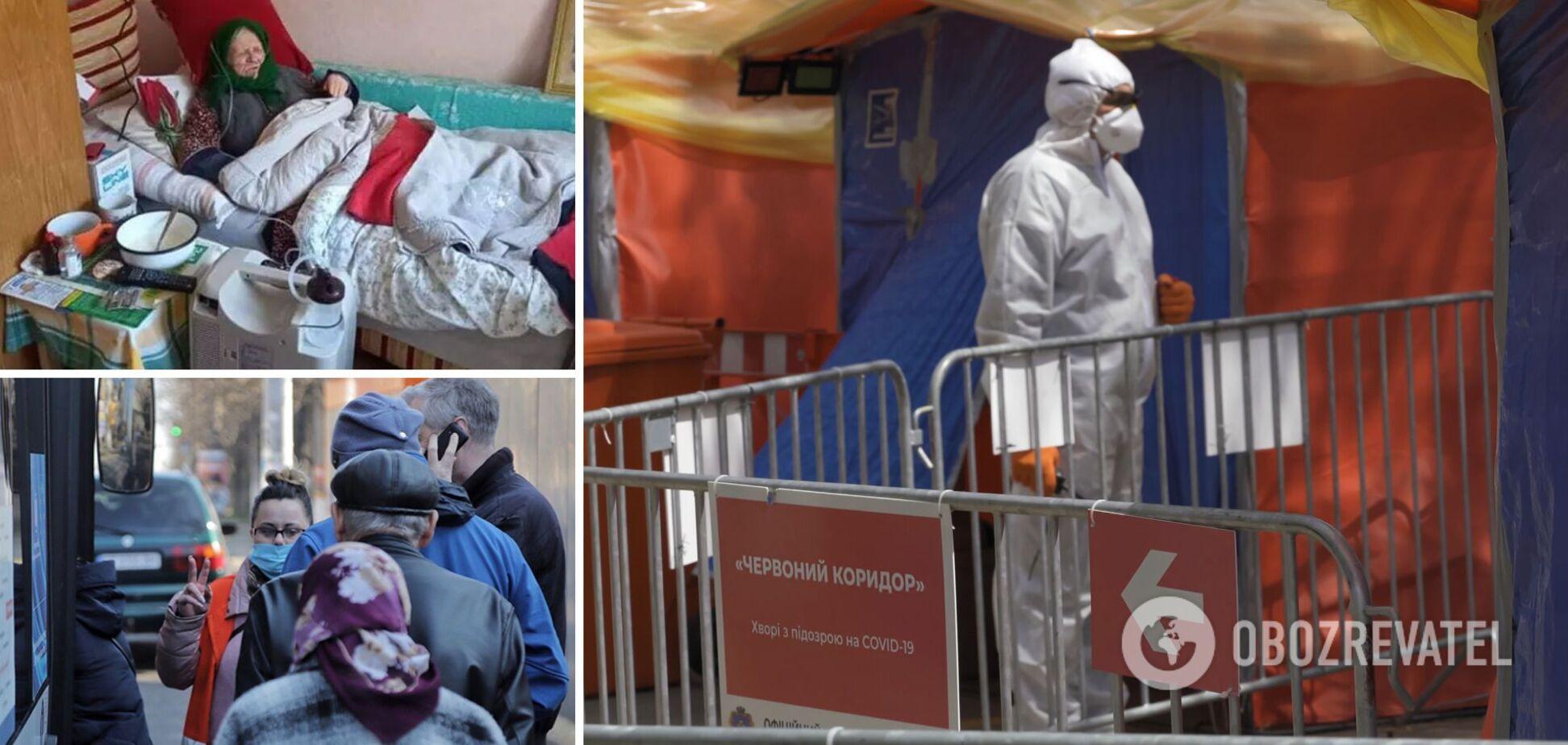 Помирають вдома, але 'забили' на карантин: COVID-19 вдарив із новою силою по Одеській області