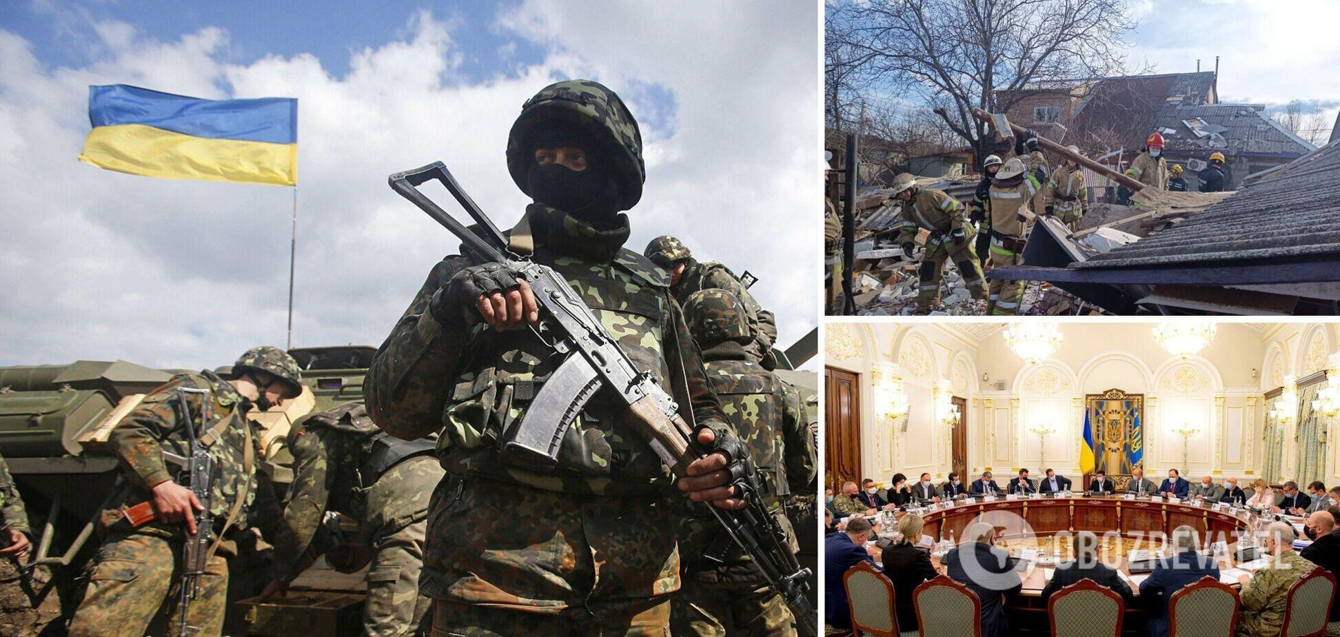 Новости Украины: в Киеве прогремел взрыв, а на Донбассе погиб воин ВСУ