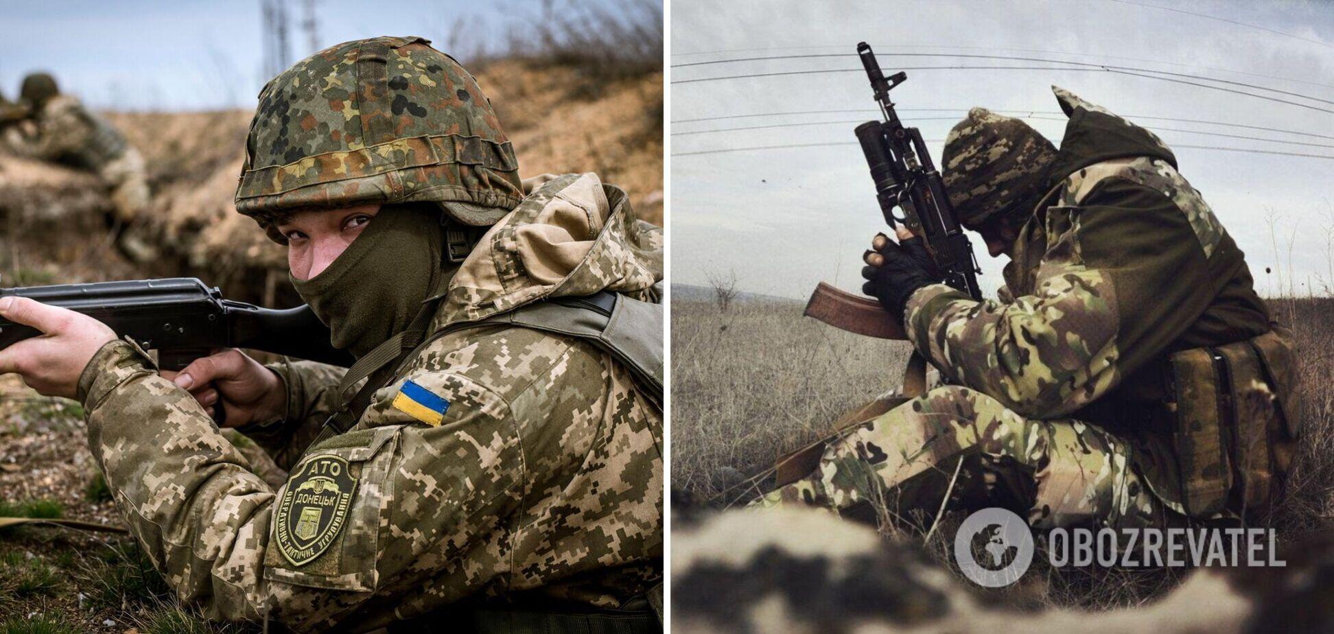 На Донбасі за добу поранили двох українських воїнів і мирного жителя – штаб ООС