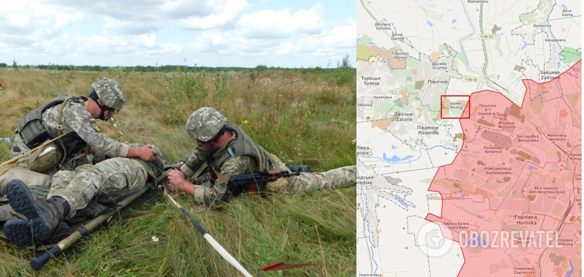 На Донбасі загинув воїн ЗСУ, РФ стягнула заборонену техніку і запустила фейки: що відбувається на лінії вогню