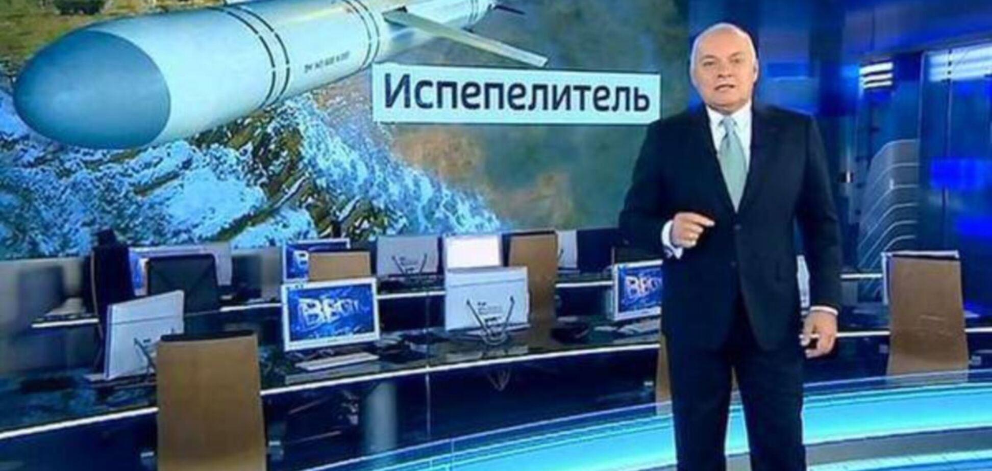 Один з найвідоміших російських пропагандистів Дмитро Кисельов
