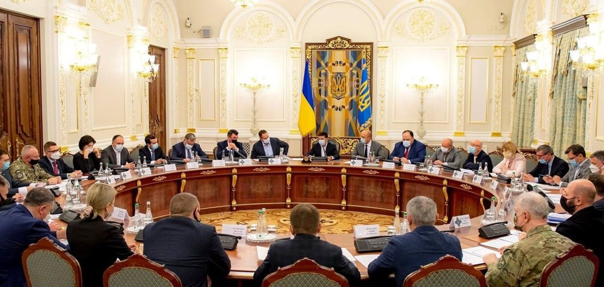 Санкции СНБО: СМИ узнали имена еще 10 кандидатов в антиконтрабандный список