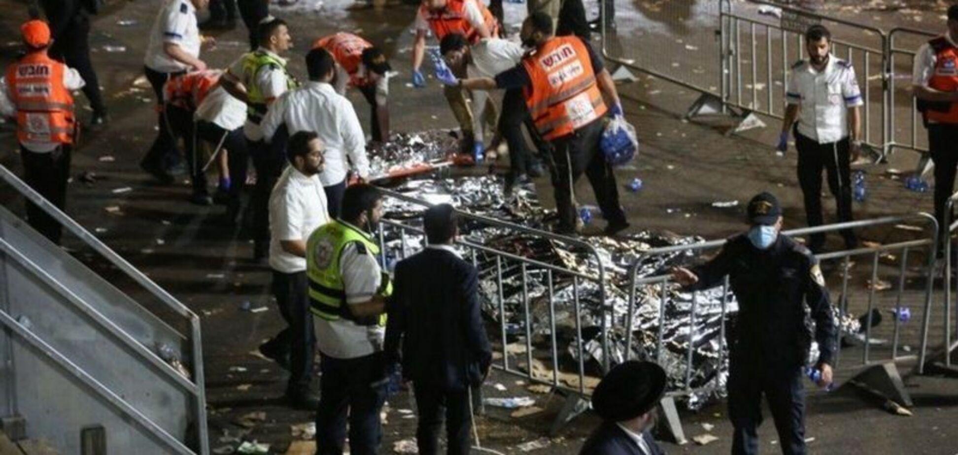 В Ізраїлі почали впізнавати жертв на святі Лаг ба-Омер: серед них дві пари підлітків і батько 11 дітей