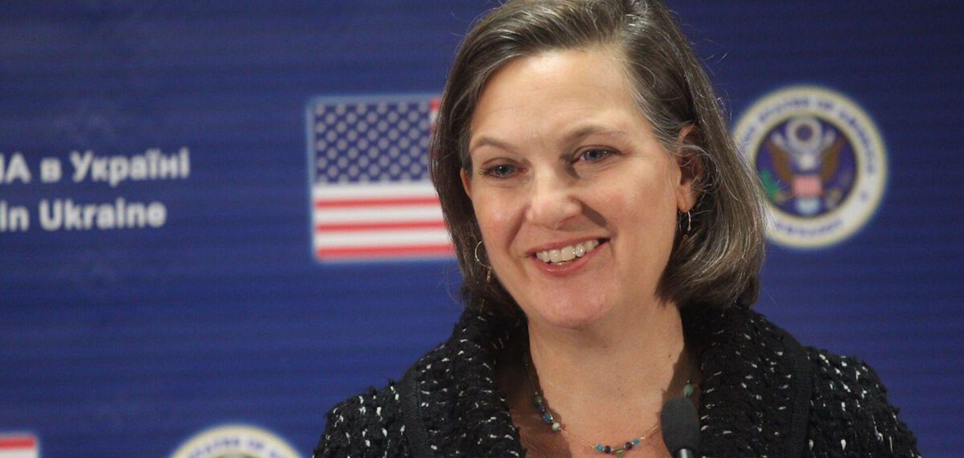 Нуланд призначили заступником держсекретаря США