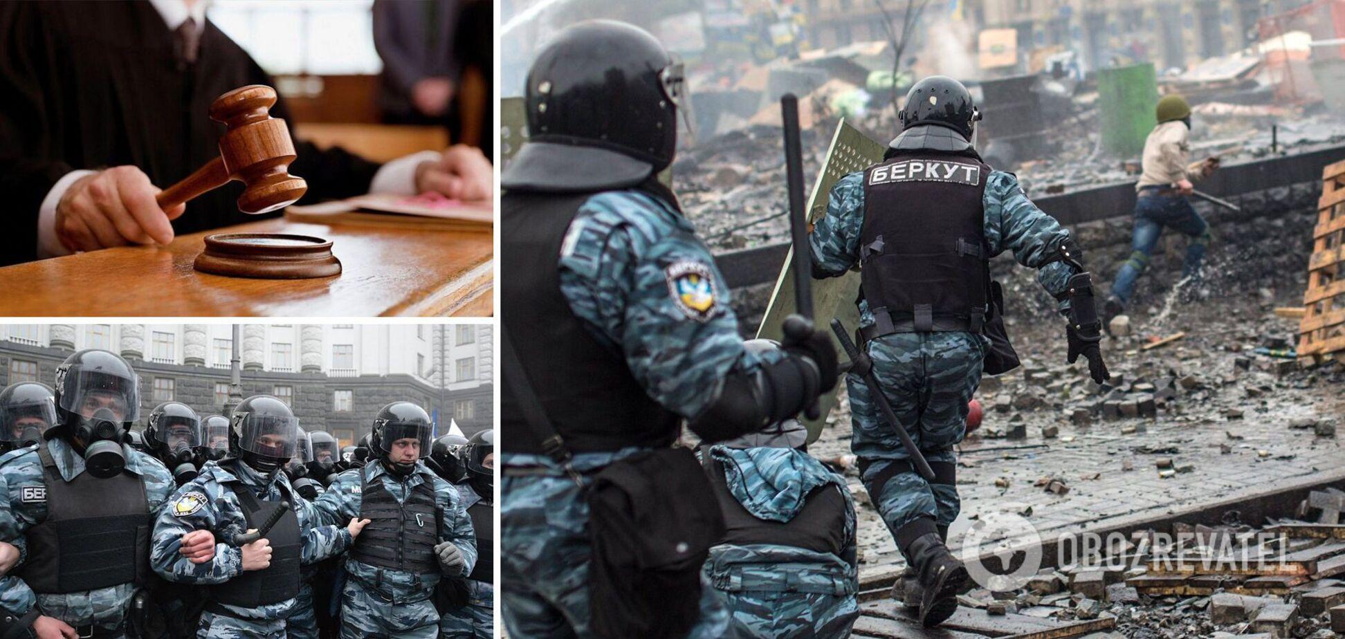 Вбивства на Майдані: в Україні дозволили заочно судити беркутівців, які ховаються в Росії