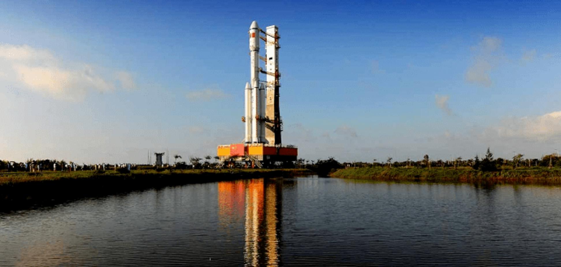 Китай будує на орбіті власну космічну станцію