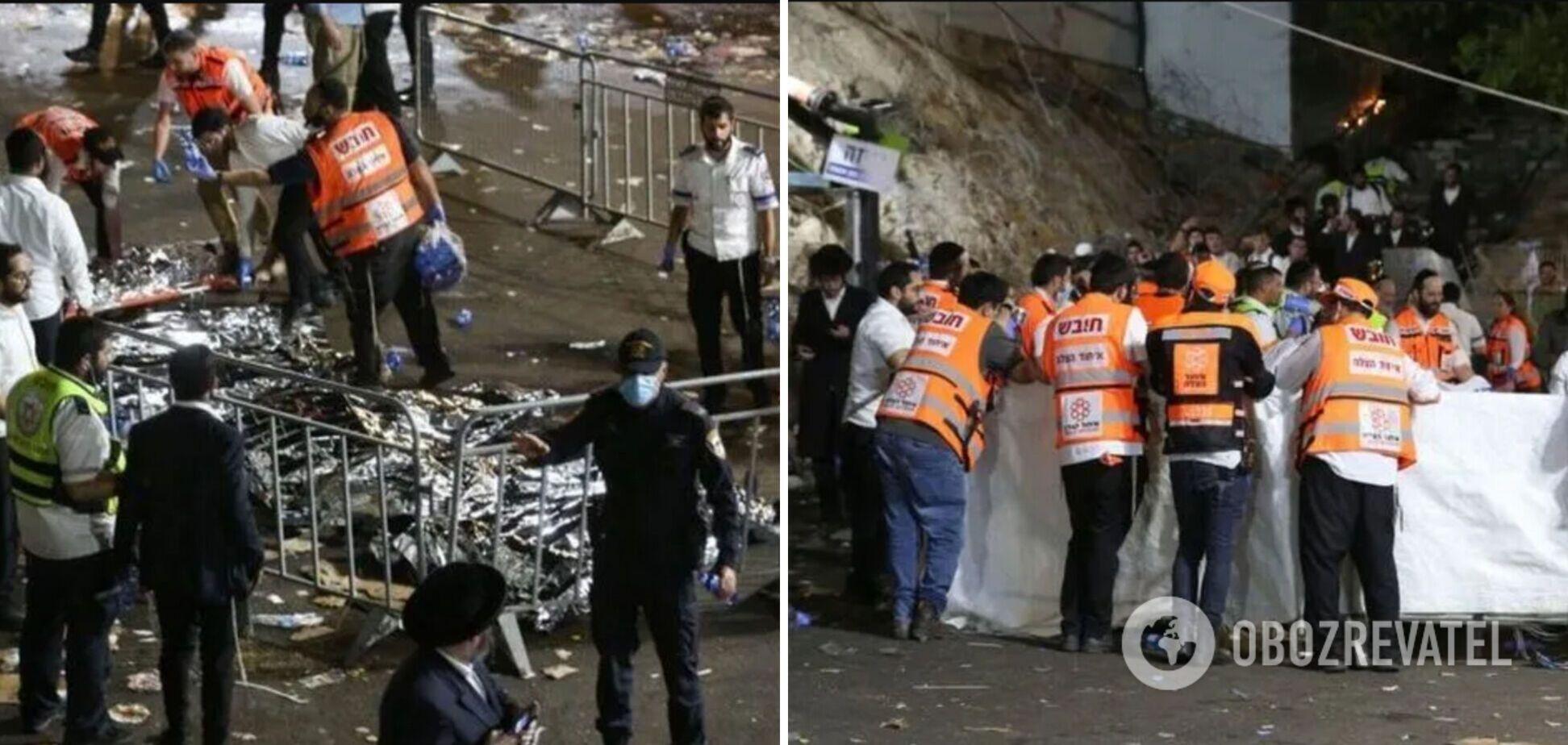 Побывавший на месте смертельной давки в Израиле врач рассказал, почему произошла трагедия