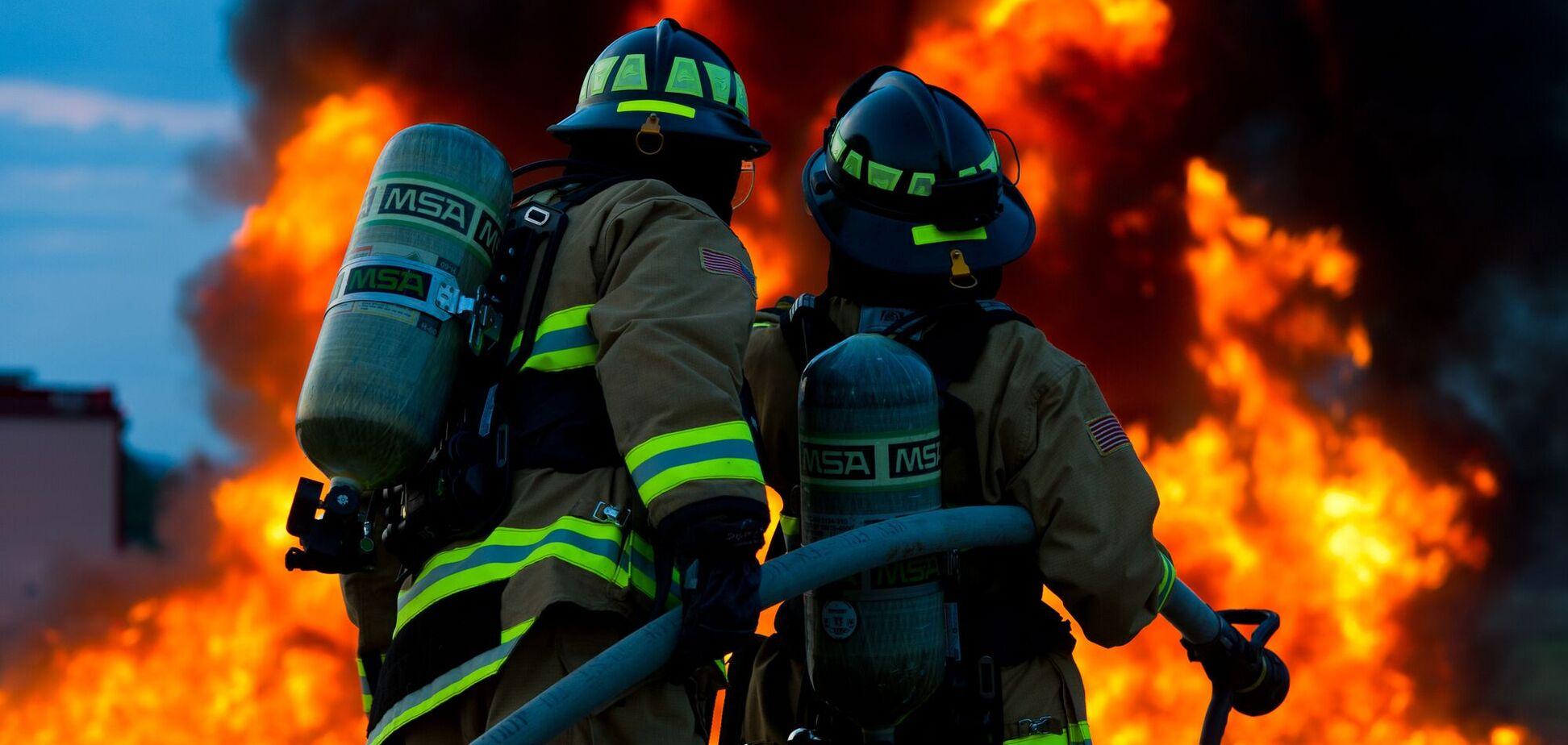 День пожежних