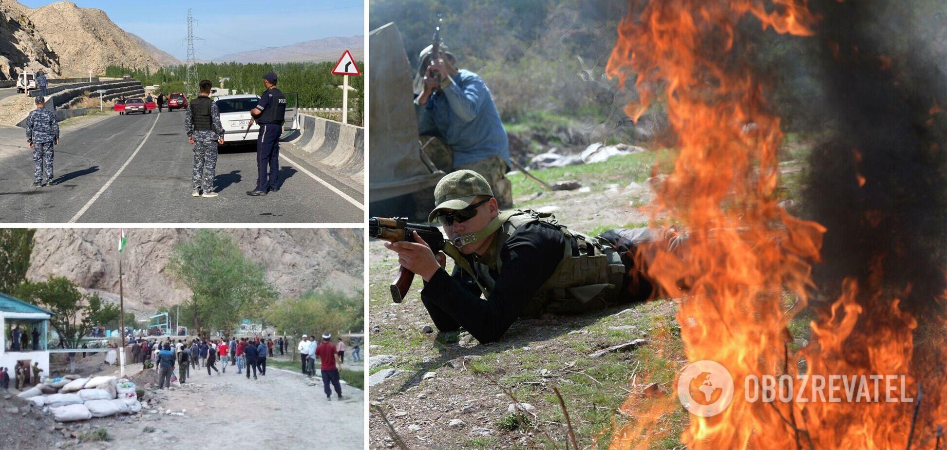 На кордоні Киргизстану й Таджикистану знову стріляли: сторони домовилися відвести війська