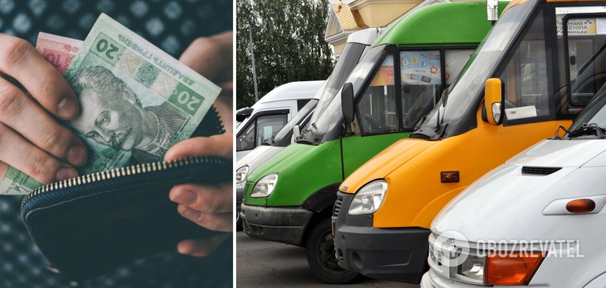 У Вінниці вдвічі збільшили вартість проїзду в маршрутках: буде дорожче, ніж у Києві