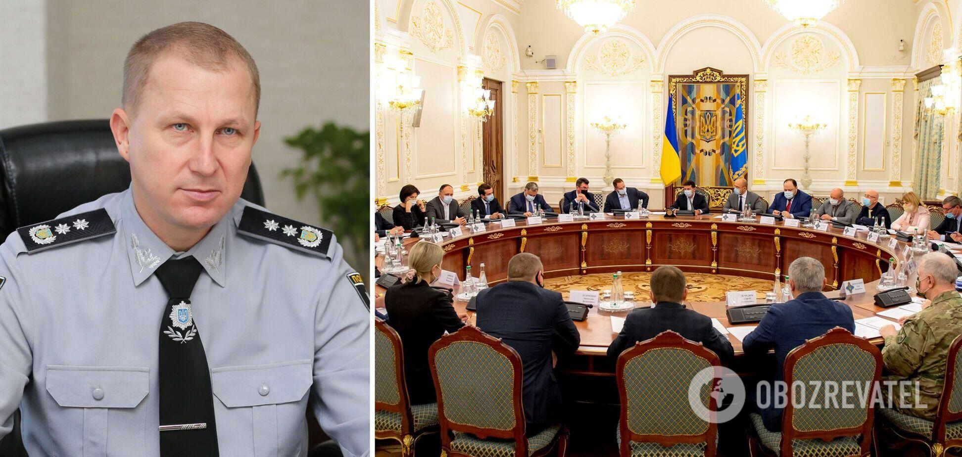 Экс-замглавы Нацполиции назвал клички преступников, которые должны попасть под санкции СНБО