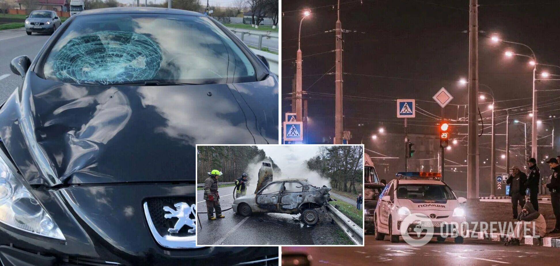 Высокие штрафы и уголовная ответственность не пугают водителей