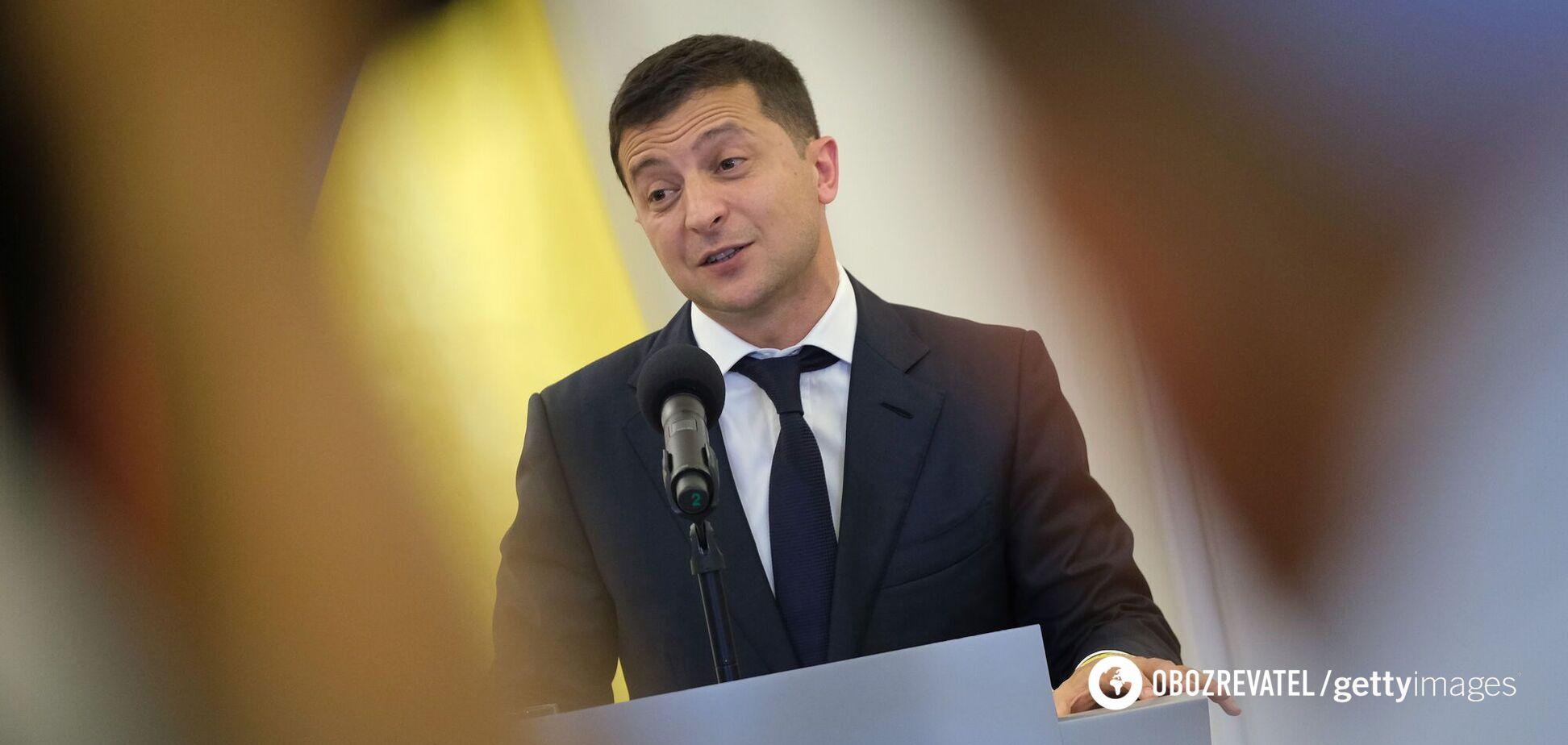 Владимир Зеленский – День пограничника