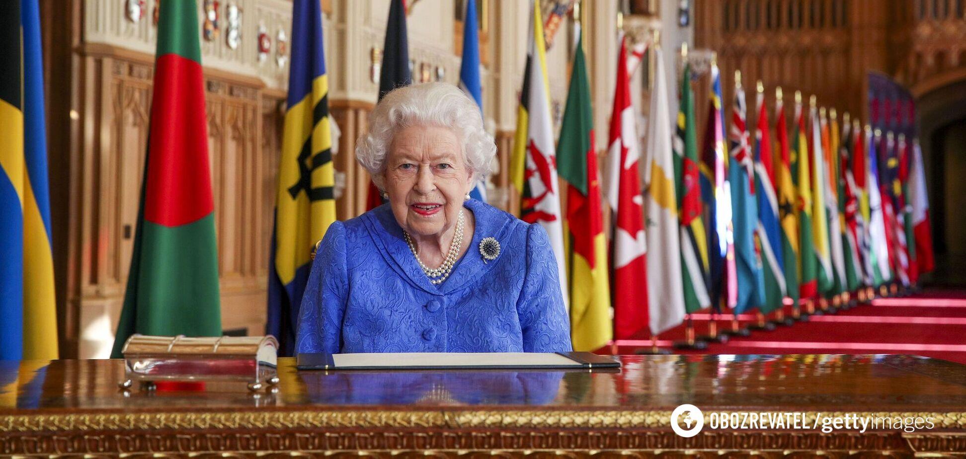 Королевский дворец раскрыл хитрый план, как спасти Елизавету II от отравления