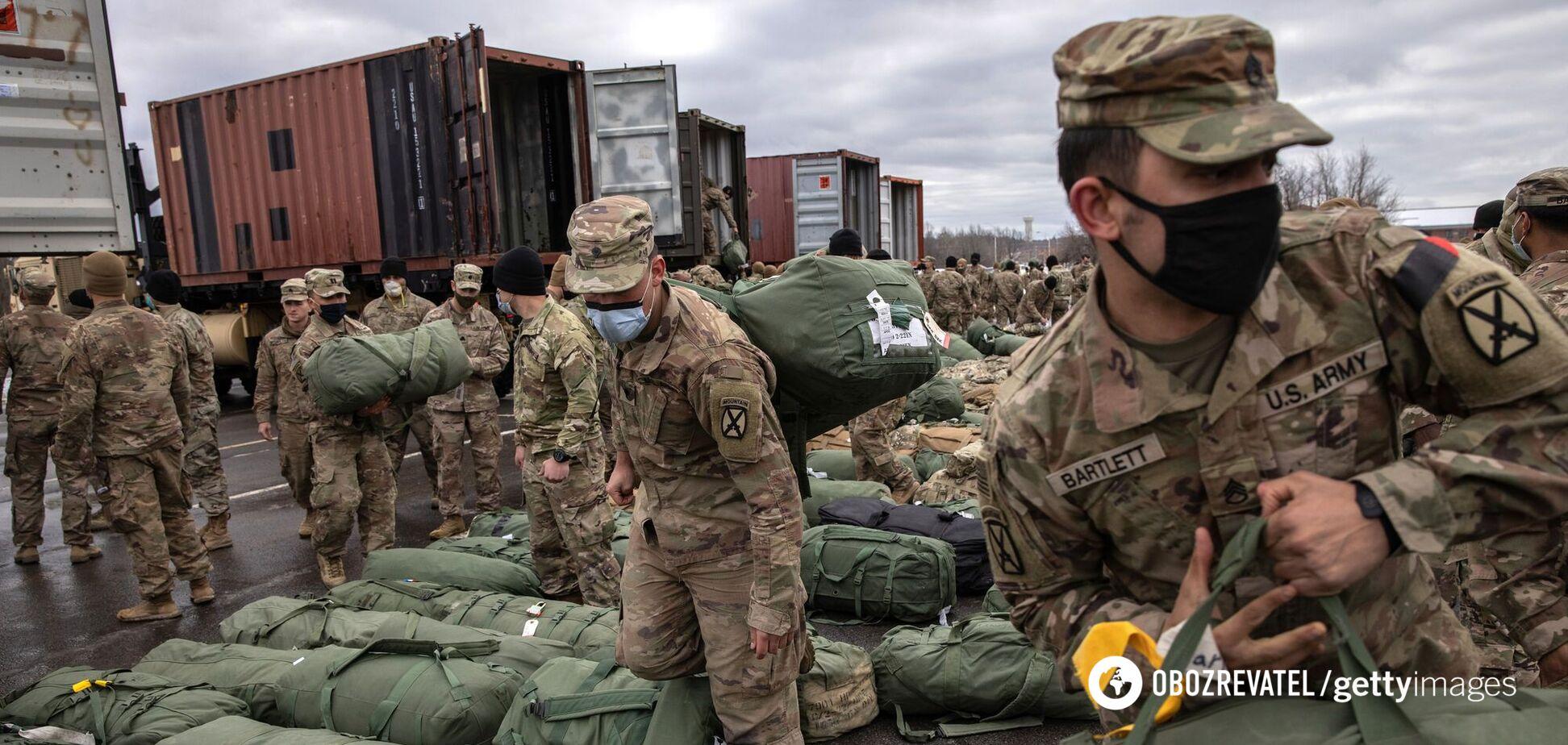 США приступили до виведення своїх військ з Афганістану