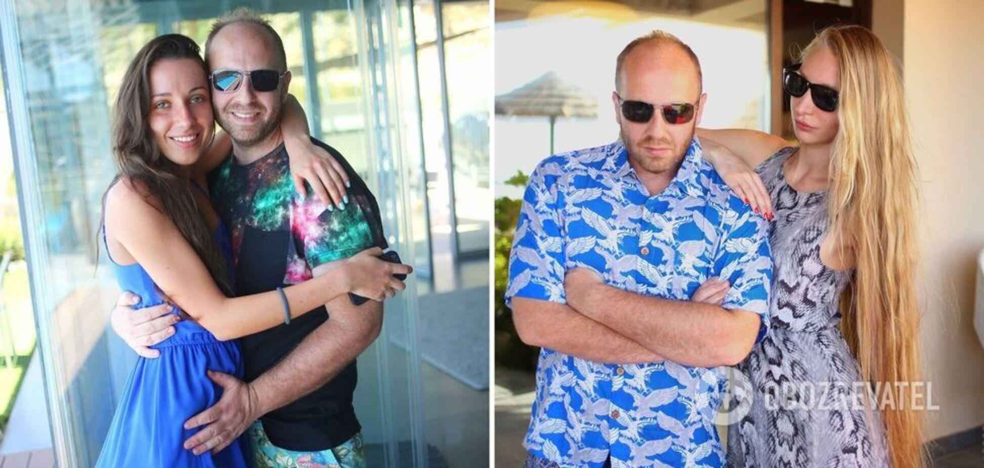 Организатор голой фотосессии в Дубае Виталий Гречин