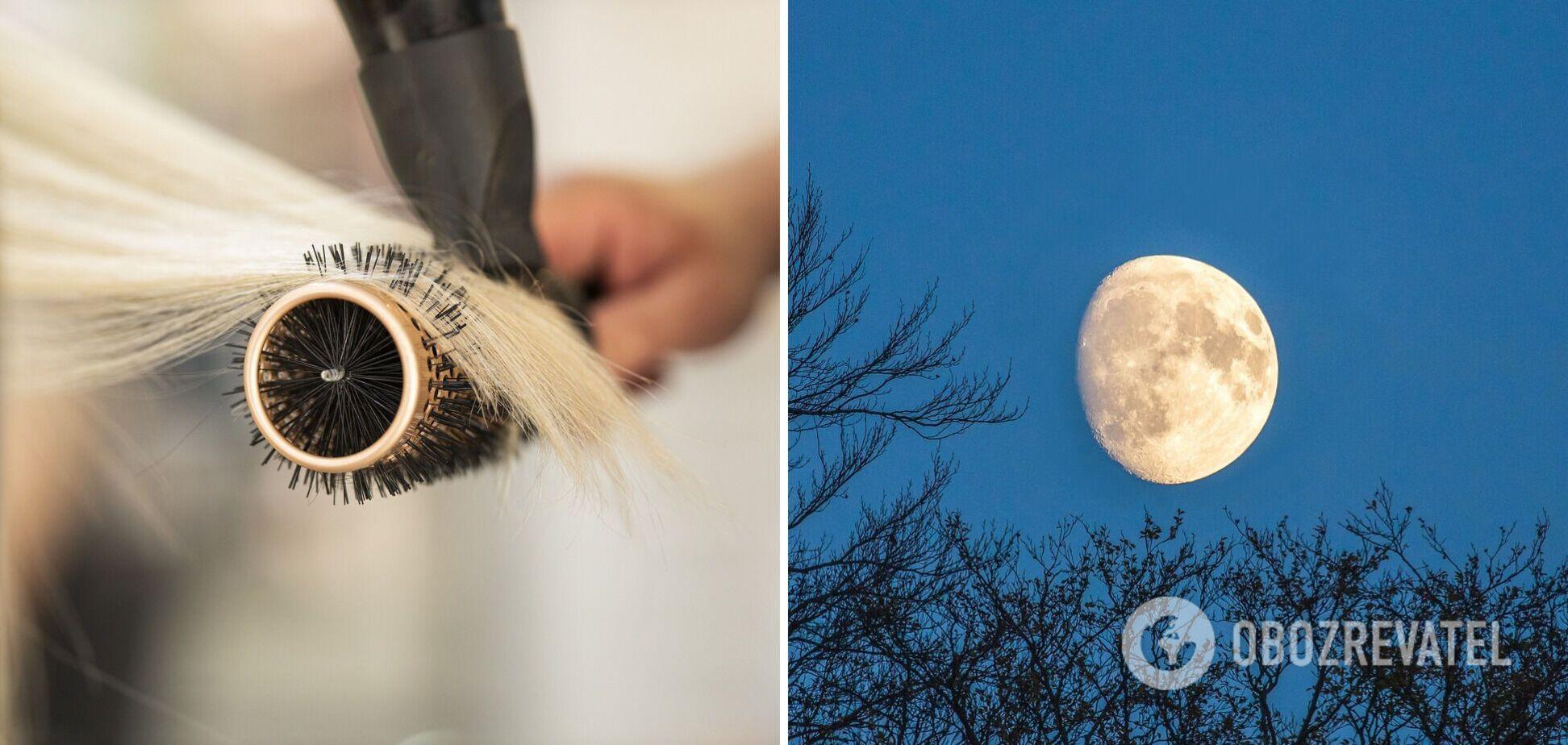 Астрологи рекомендують підбирати дату стрижки з урахуванням місячного календаря