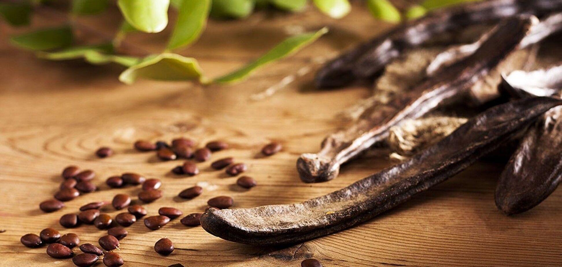 Кероб – корисний замінник какао: кому може завдати шкоди