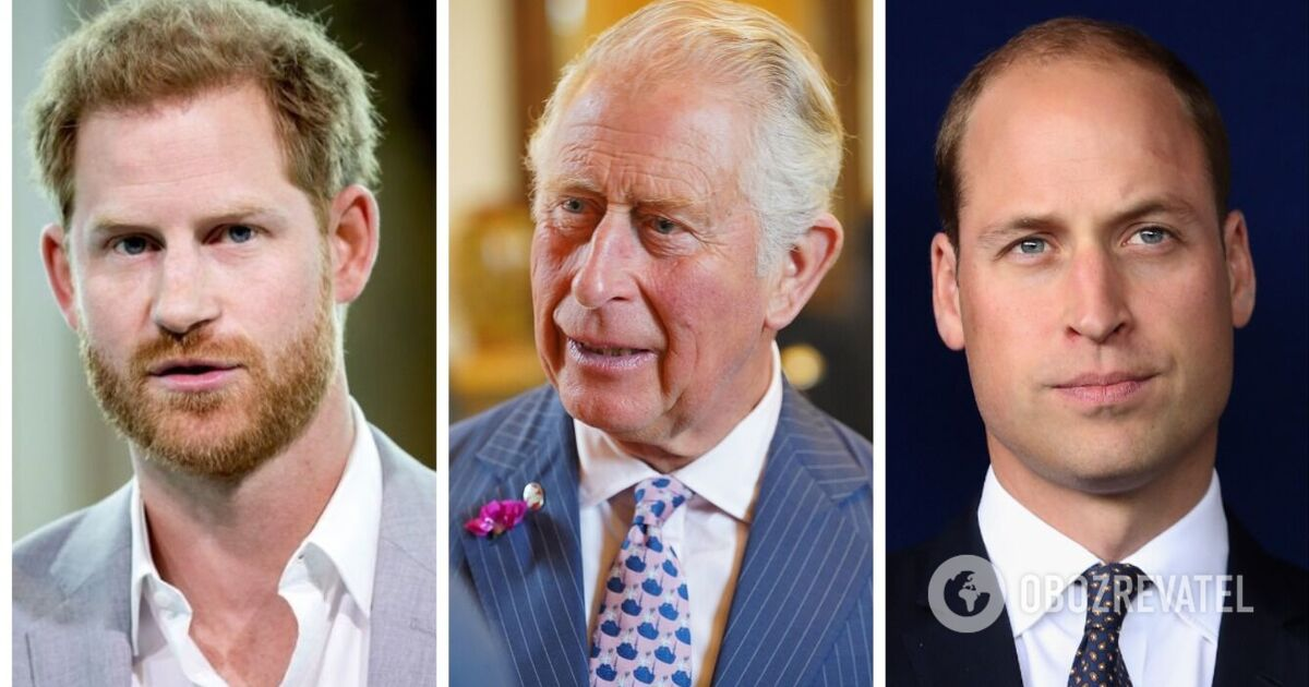 Топ-10 первых претендентов на британский престол. Фото