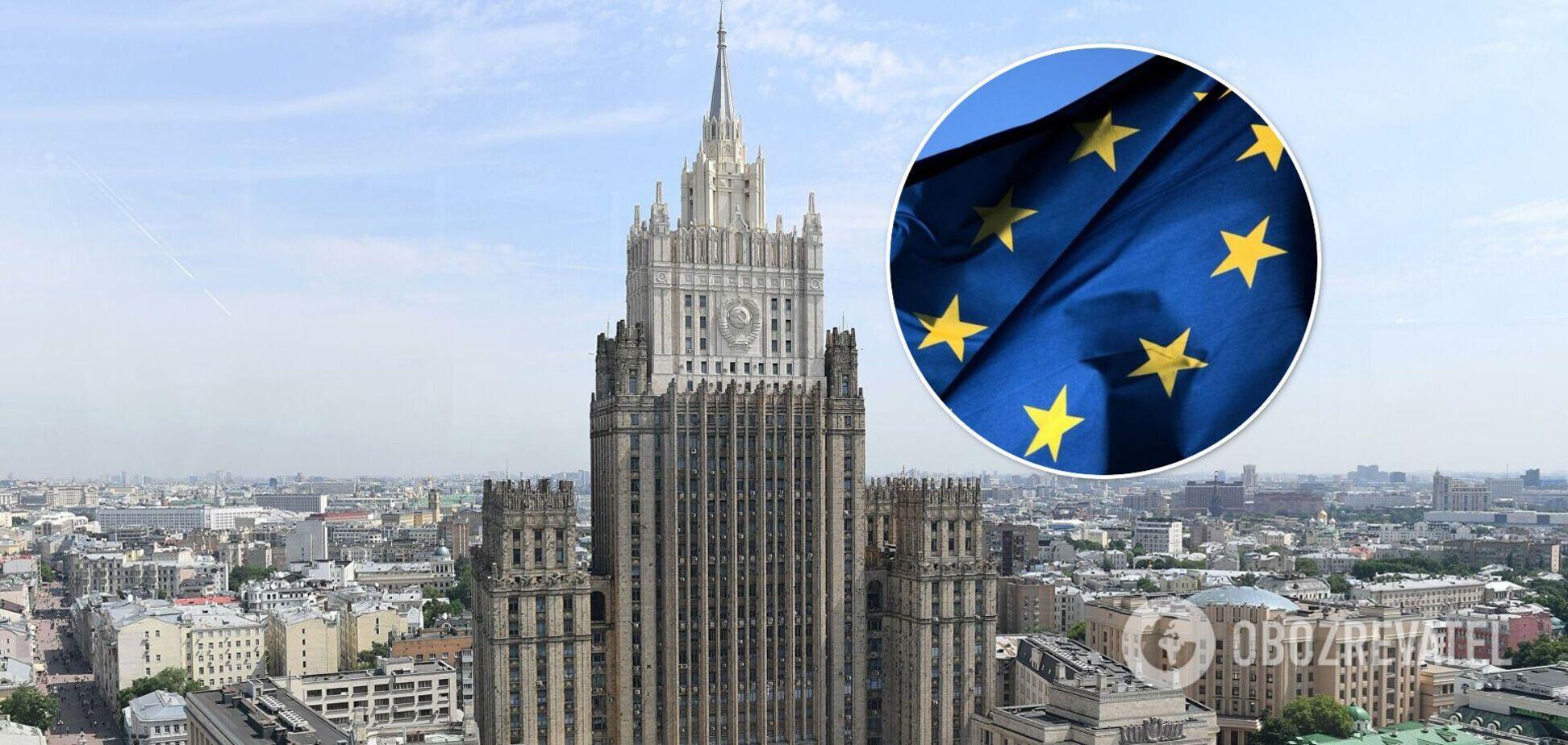 Росія заборонила в'їзд чиновникам ЄС: серед них доповідач щодо Навального. Список