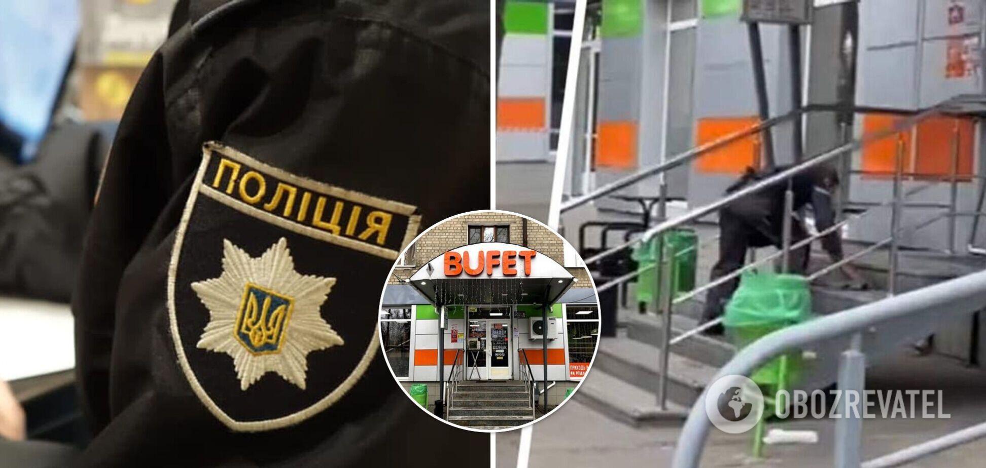 Стрілянина в Харкові