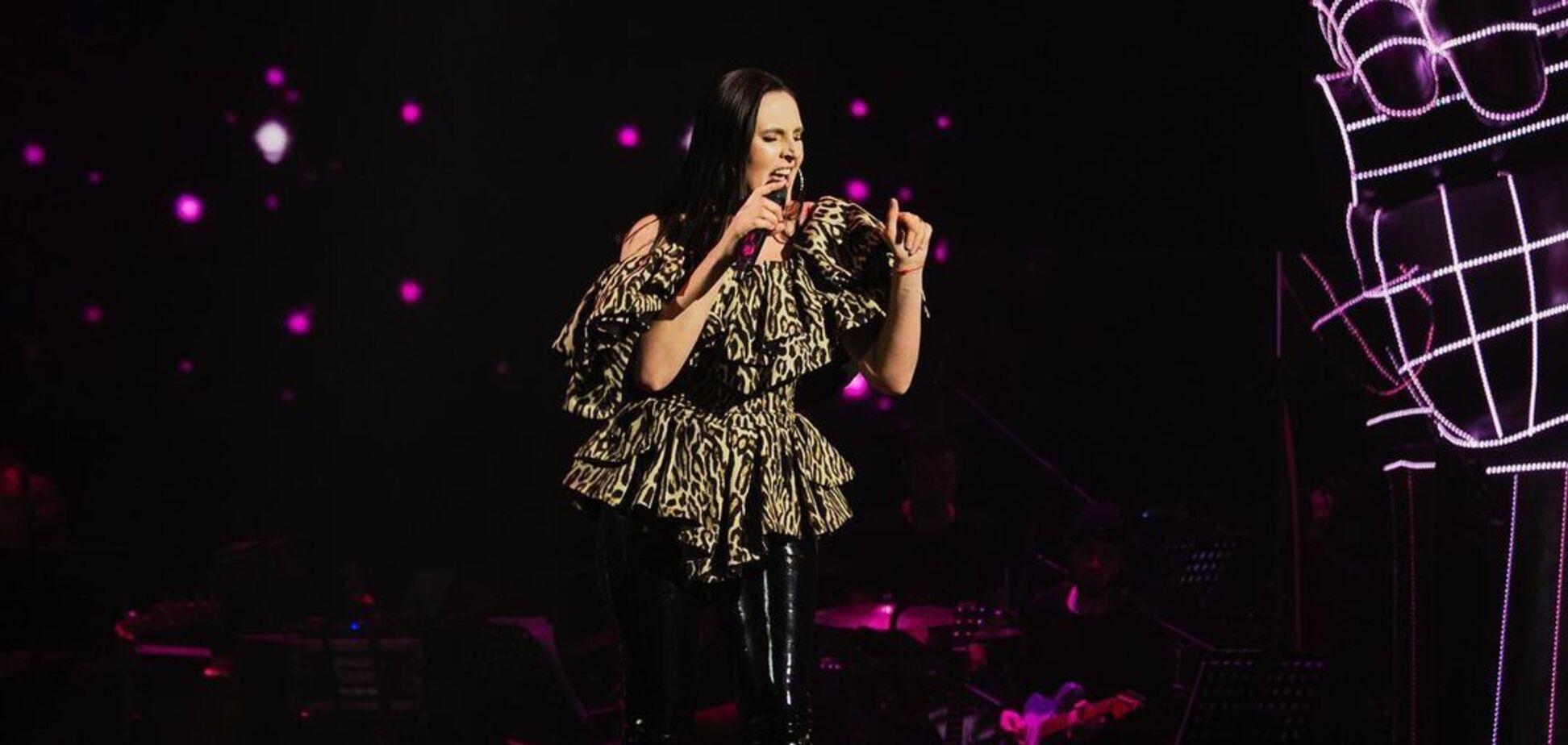 Мила Нитич удивила выбором песни на 'Голосі країни-11'. Видео