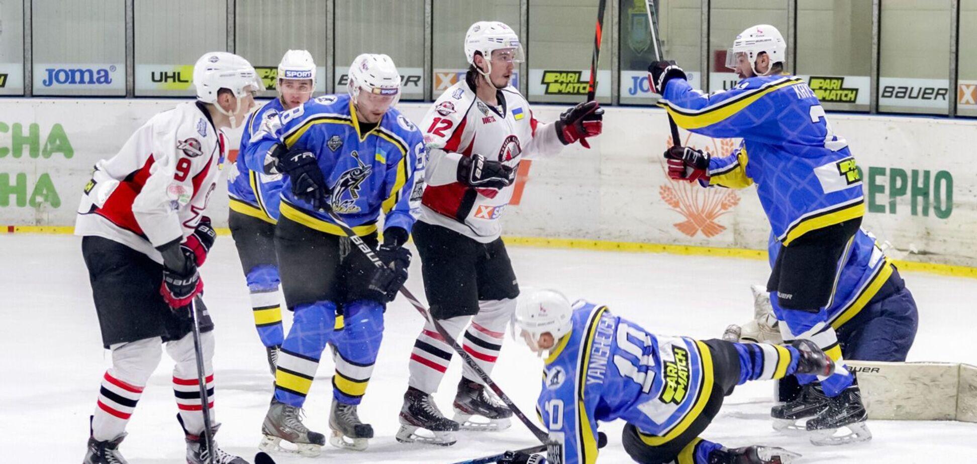 Чемпіонат України з хокею