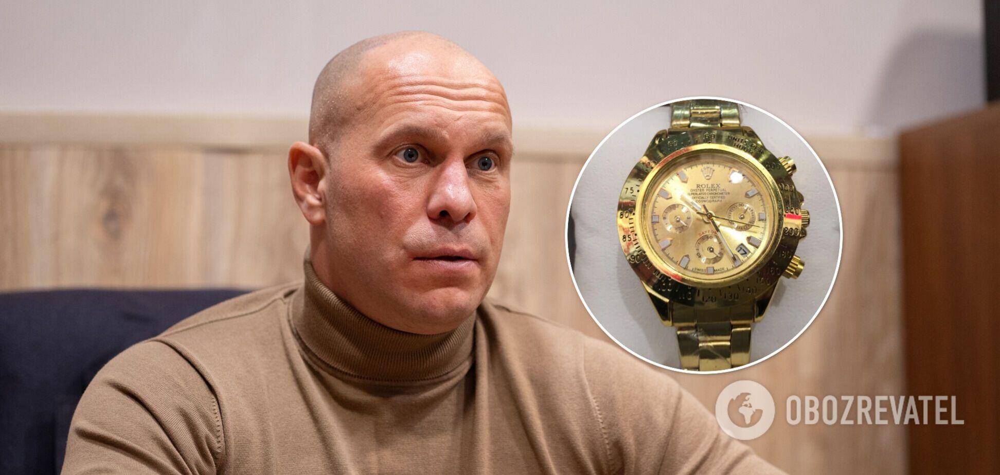 Кива обнародовал новую декларацию: исчезла жомовая яма, но появились часы Rolex