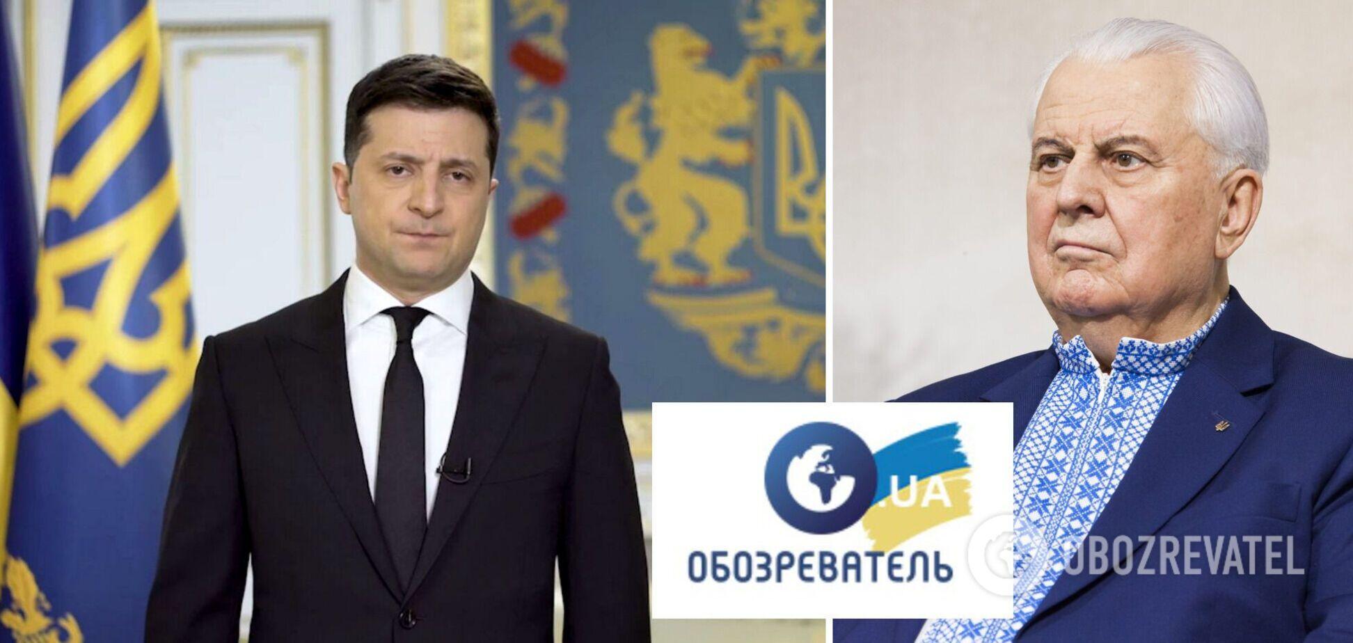 Новини України: розкрито нові деталі переговорів Зеленського з Байденом, а Кравчук висунув ультиматум росіянам у ТКГ