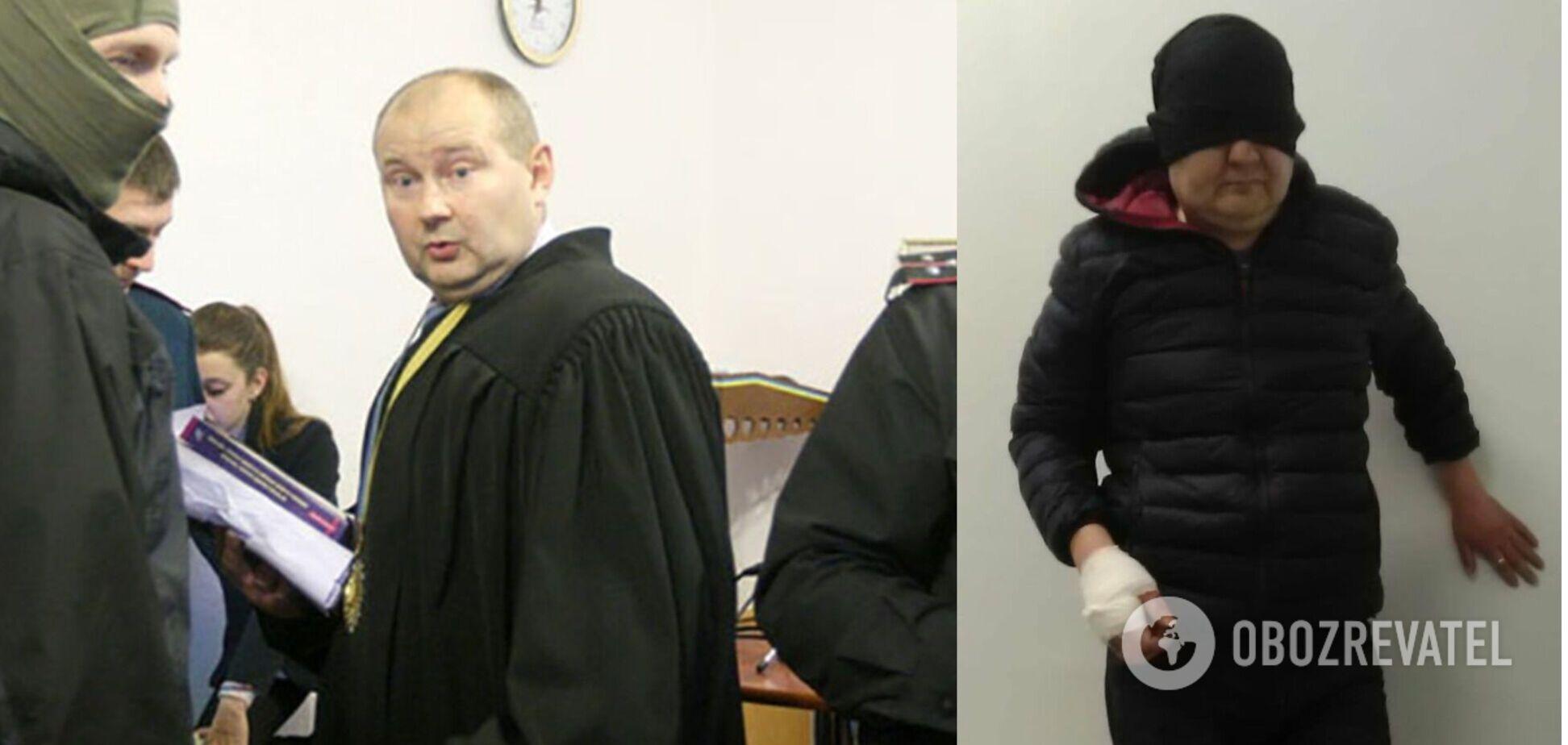 Суддя Чаус після зникнення опинився в Румунії – ЗМІ