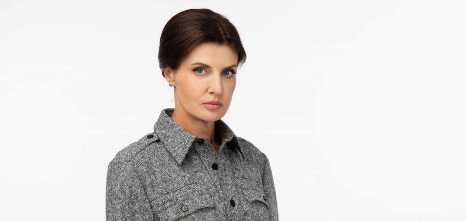 Голова постійної Комісії Київради з питань охорони здоров'я та соціальної політики Марина Порошенко