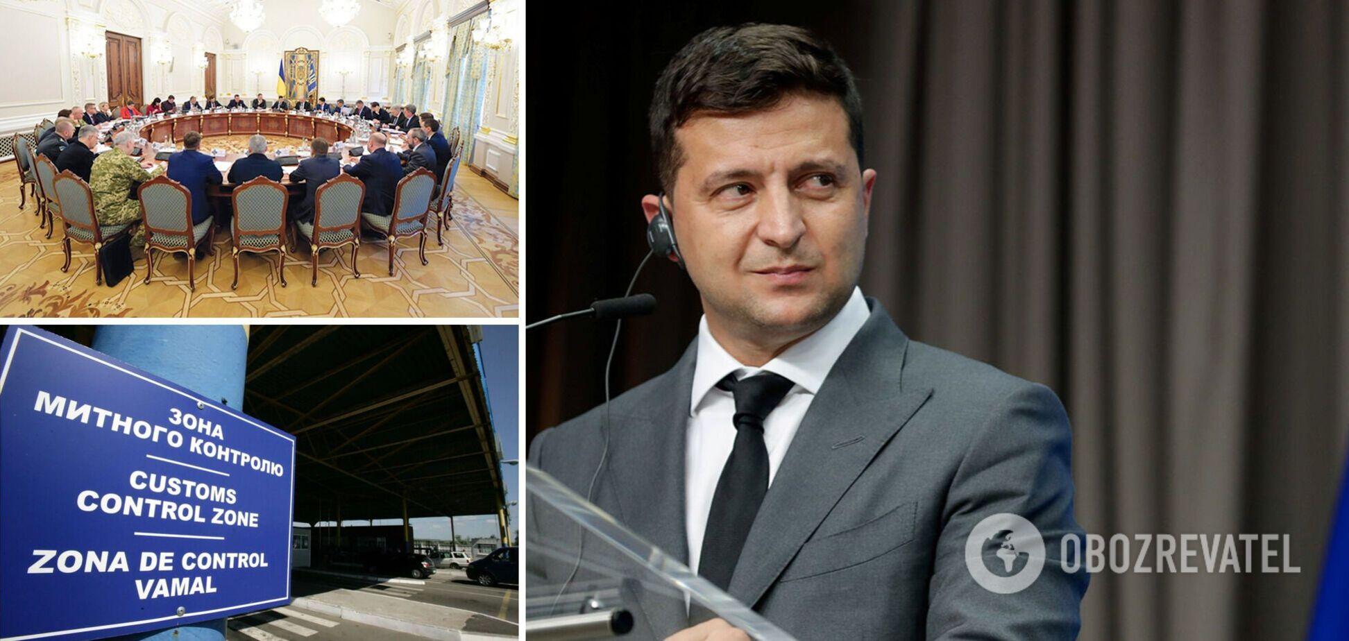 Зеленський ввів у дію санкції проти топконтрабандистів: повний список