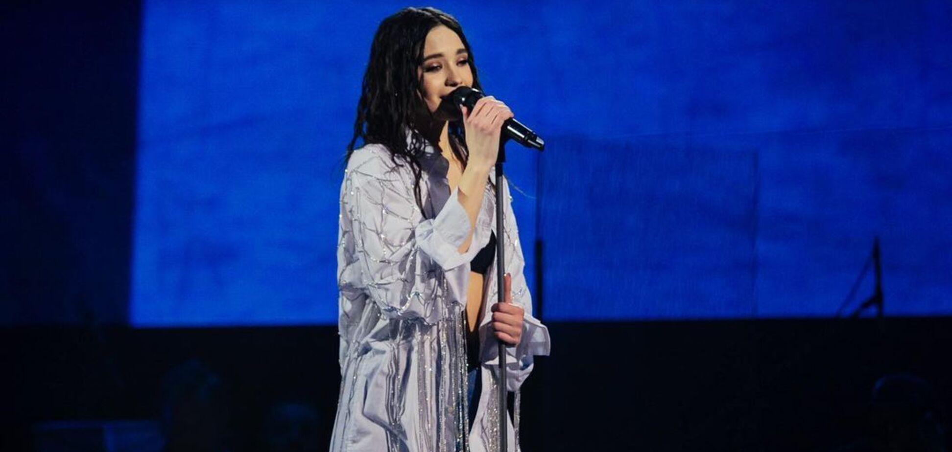 Дорн виступив на сцені 'Голосу країни-11' разом з учасницею шоу