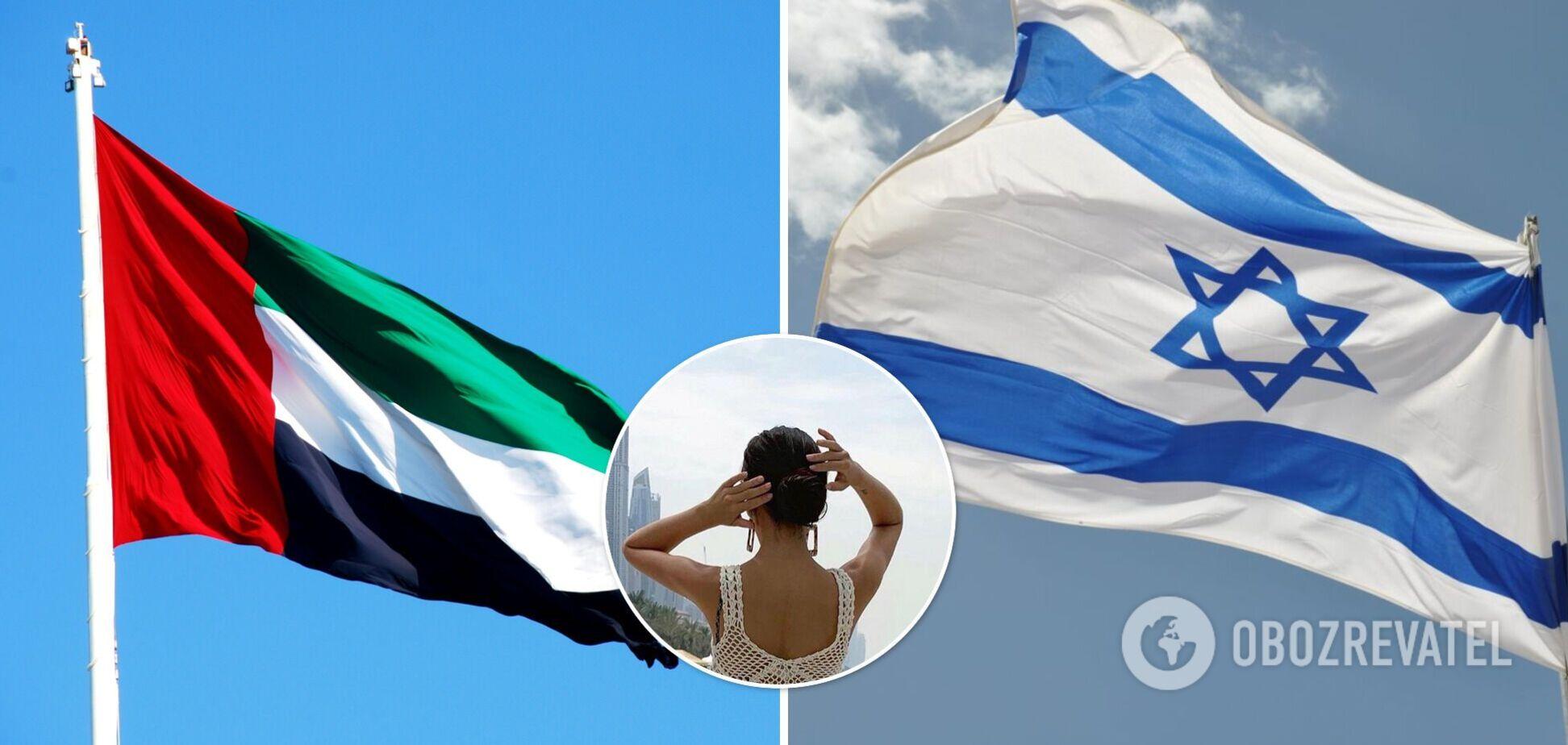 Арест голых девушек в Дубае может ударить по отношениям ОАЭ и Израиля – СМИ