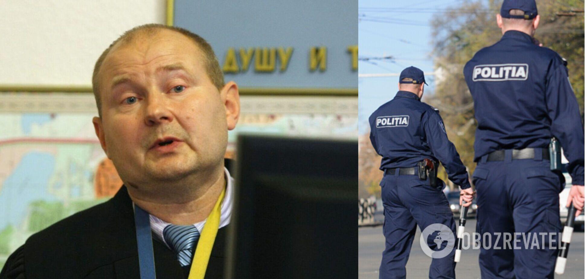 Похищение судьи Николая Чауса в Молдове