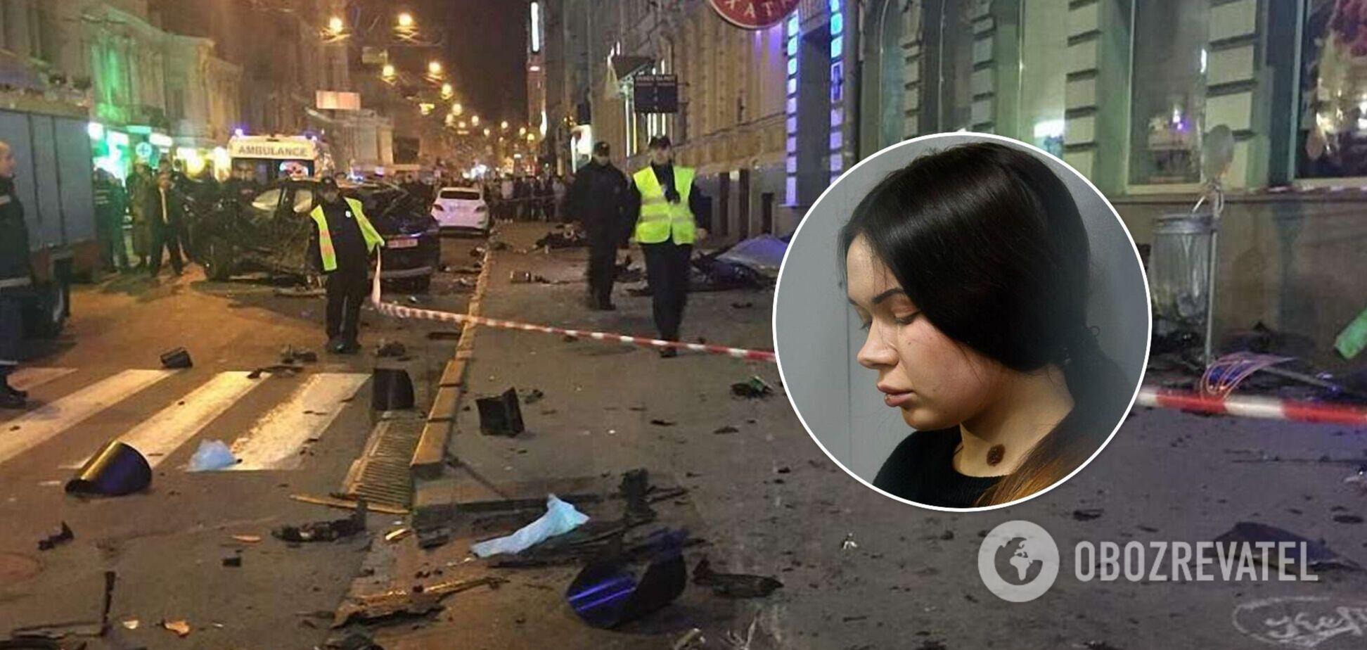 Родственница погибшей при ДТП в Харькове заявила, что получает от Зайцевой по 24 грн компенсации