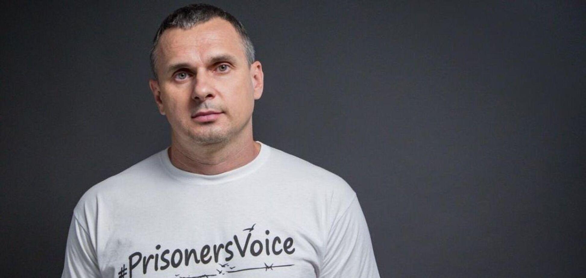 Сенцов рассказал оботношенияхс матерью своей дочери Эммы