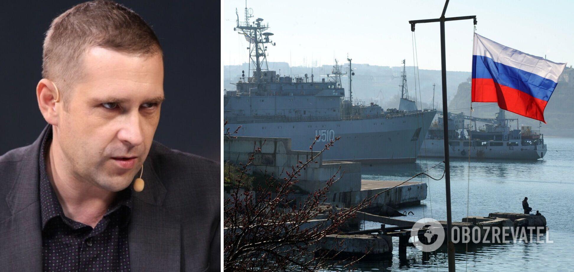 Бабин: деоккупация Крыма может произойти через 3-4 года, если Украина выстоит