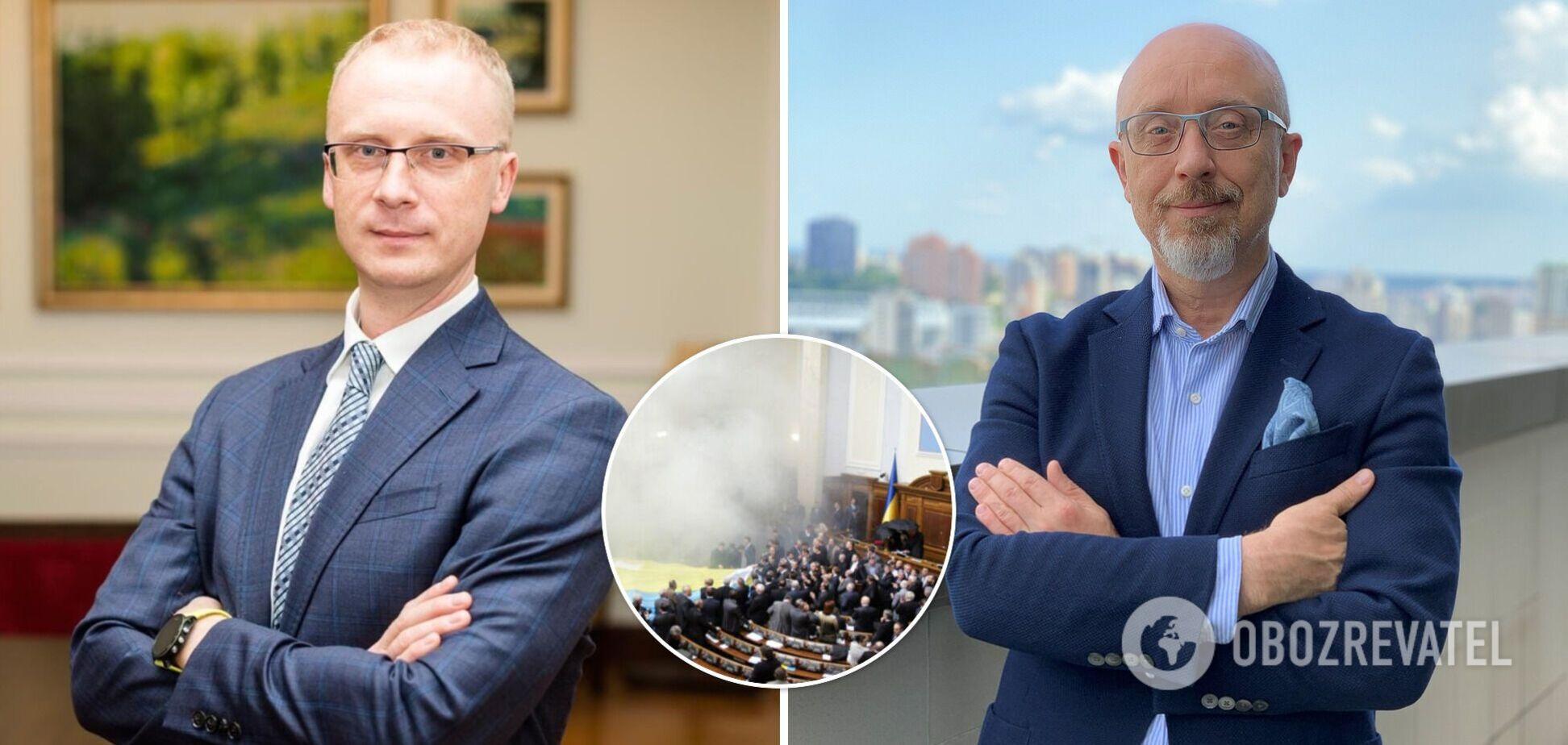 У МЗС закликали не виходити з Харківських угод, Резніков не погодився
