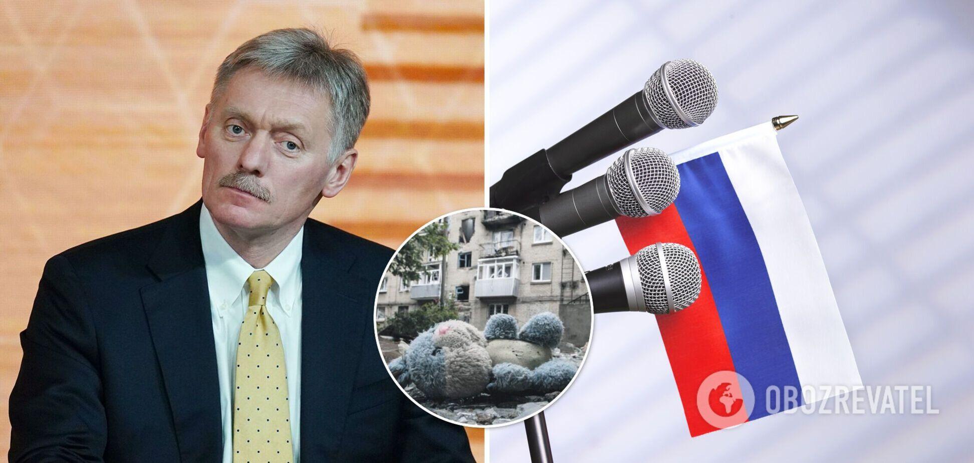 У Путіна підтримали фейк про 'вбиту ЗСУ дитину' на Донбасі