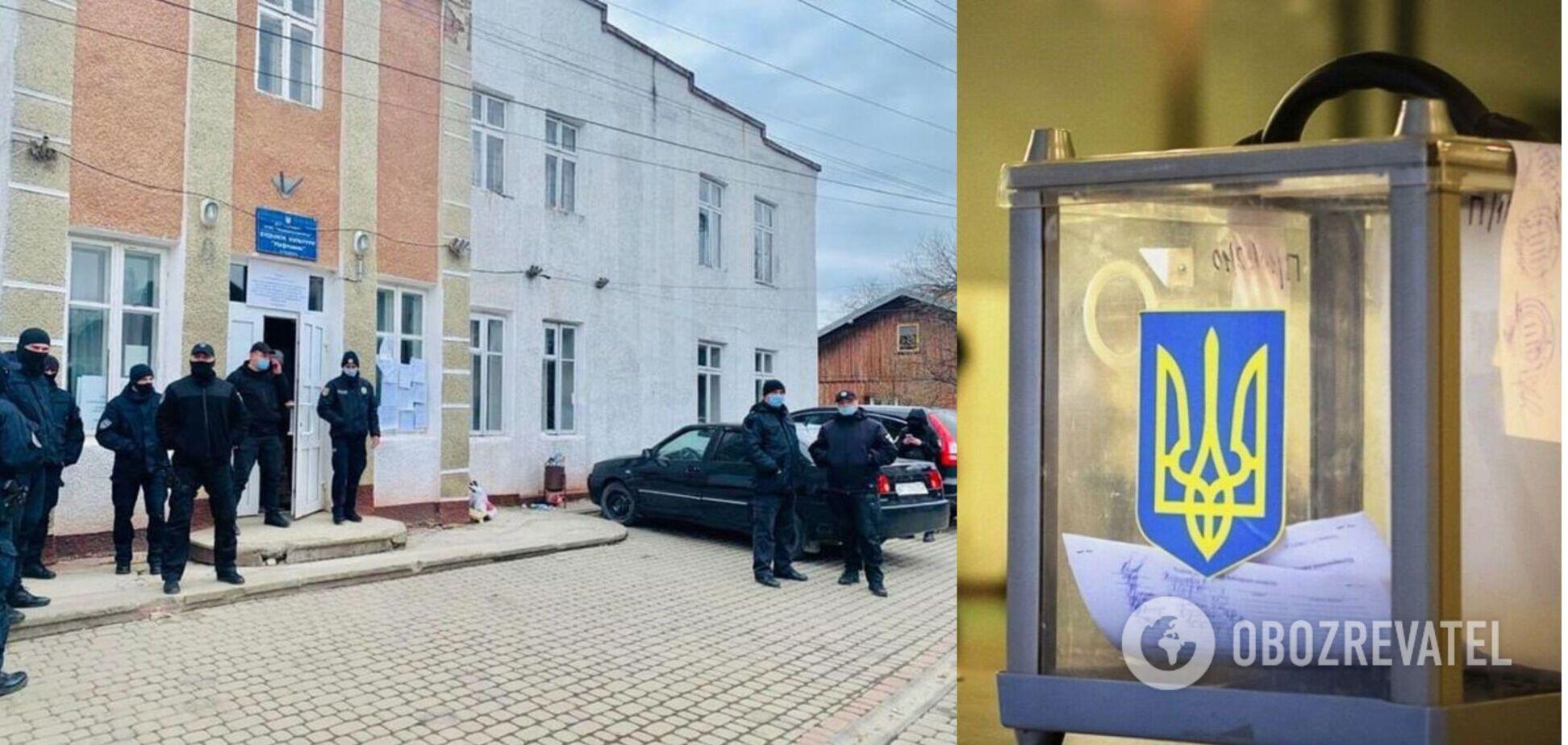 Полиция открыла 17 уголовных производств по довыборам в Раду на Прикарпатье