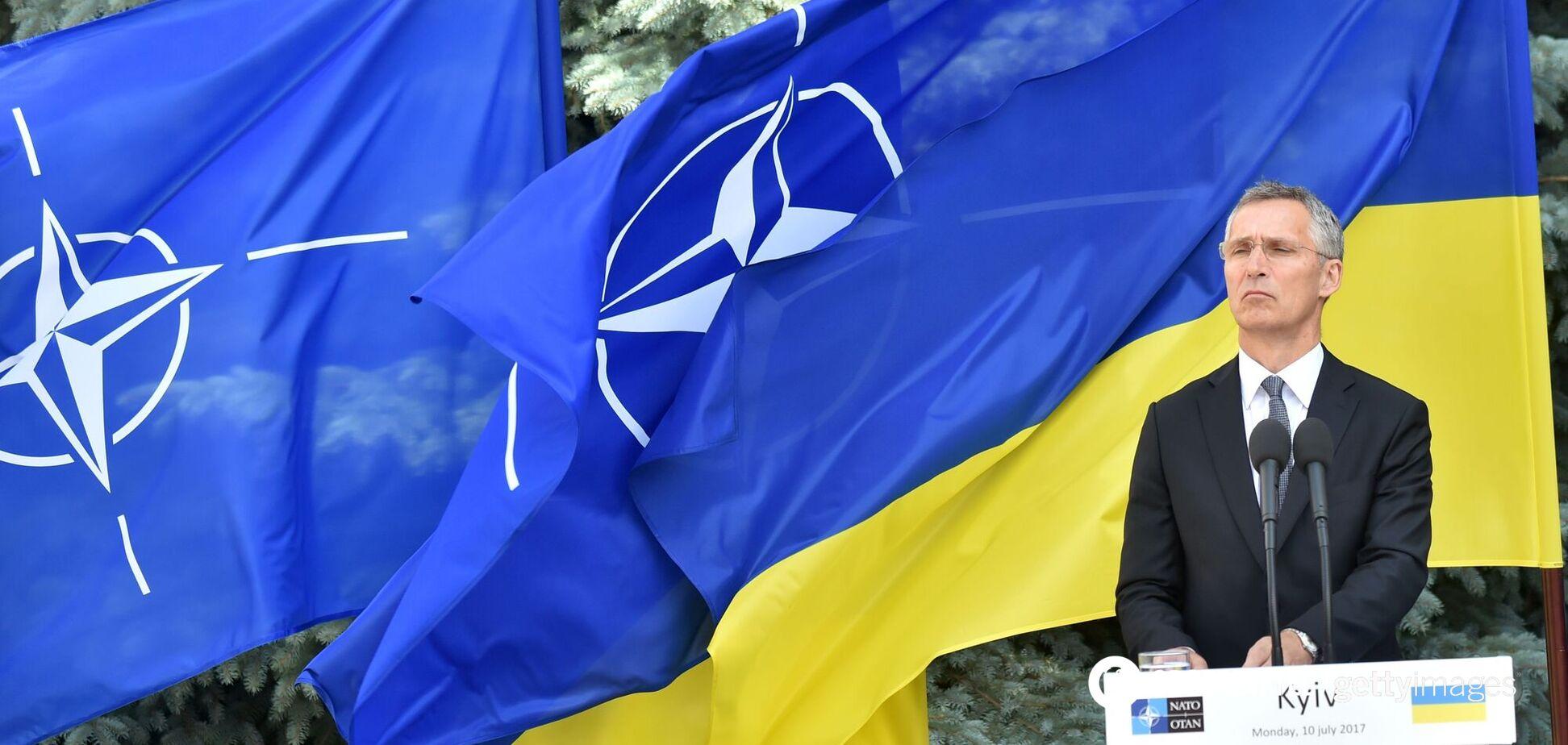 У НАТО відзначили винятковість України та опублікували перший пост у соцмережі українською