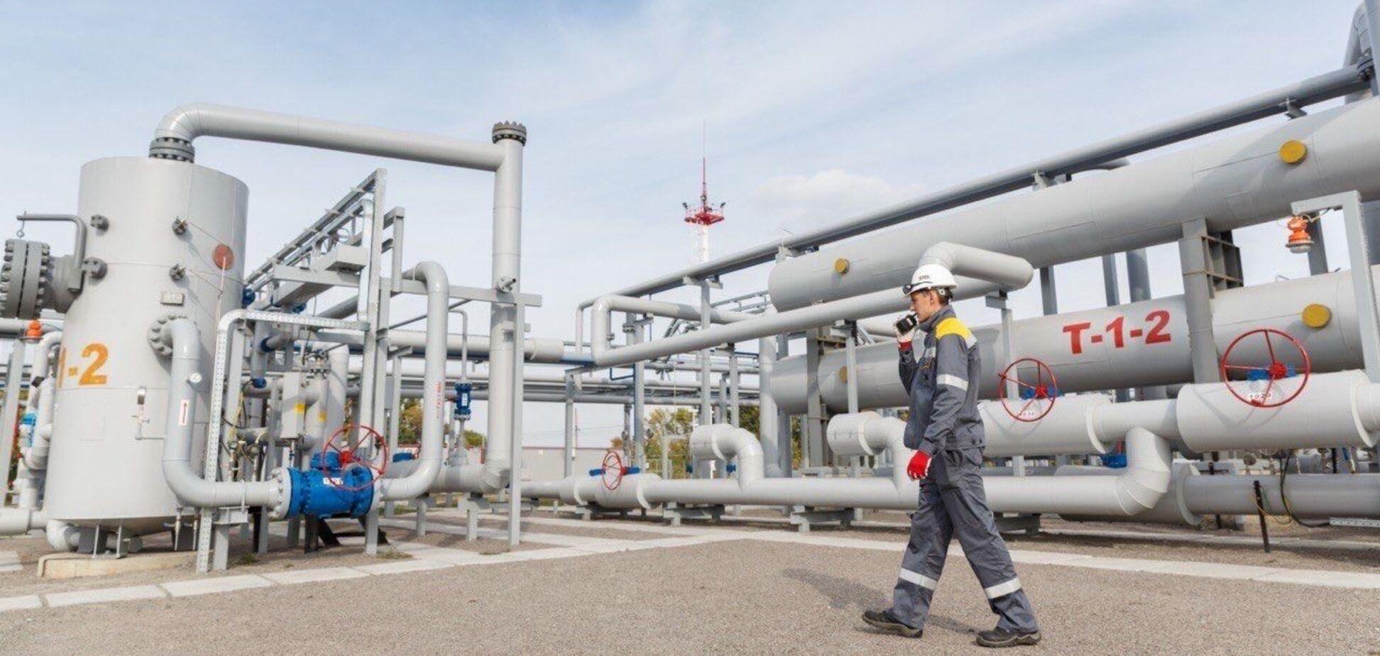 ДТЕК Нафтогаз збільшив видобуток газу на 12,5% у І кварталі
