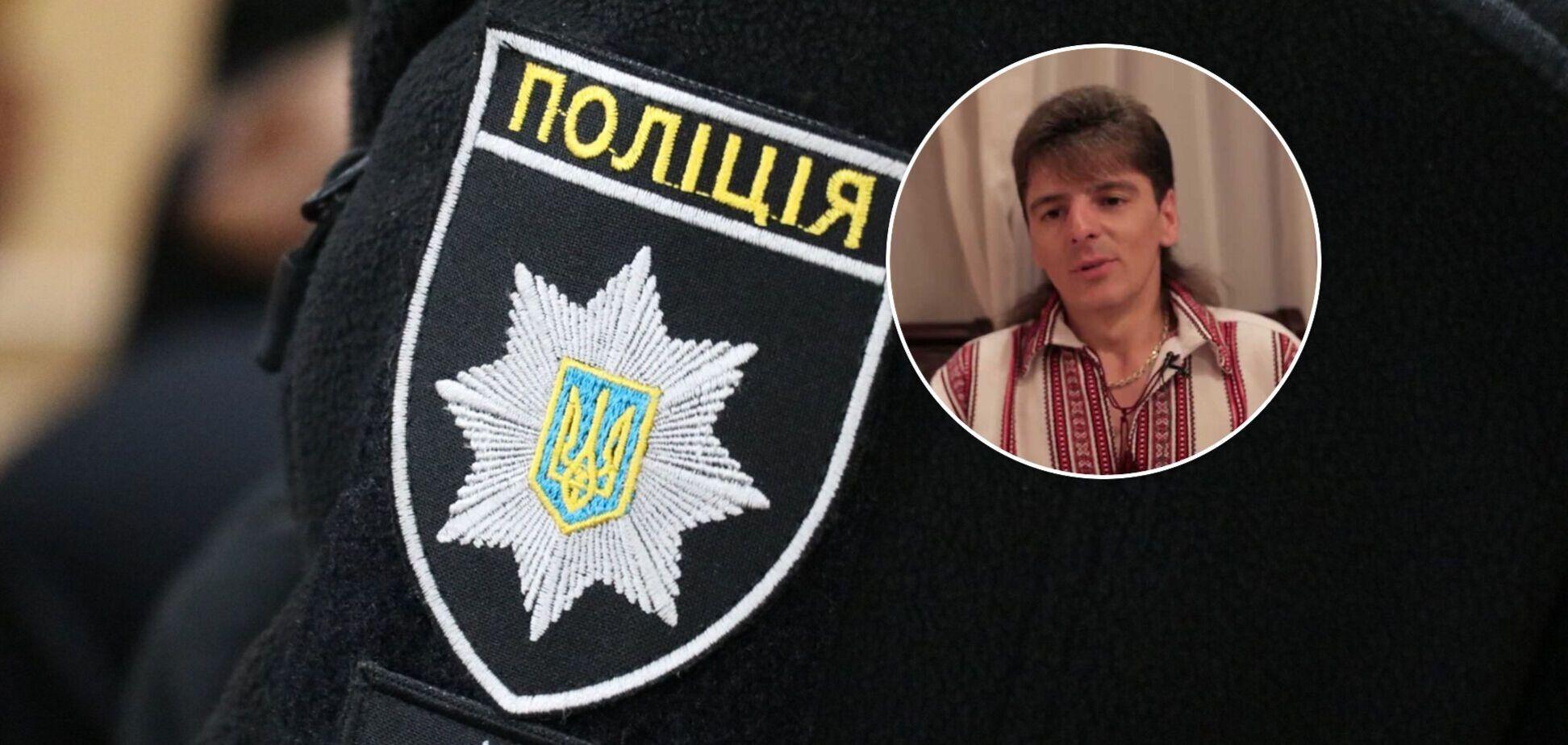 В Киеве задержали Андрея Мацевко