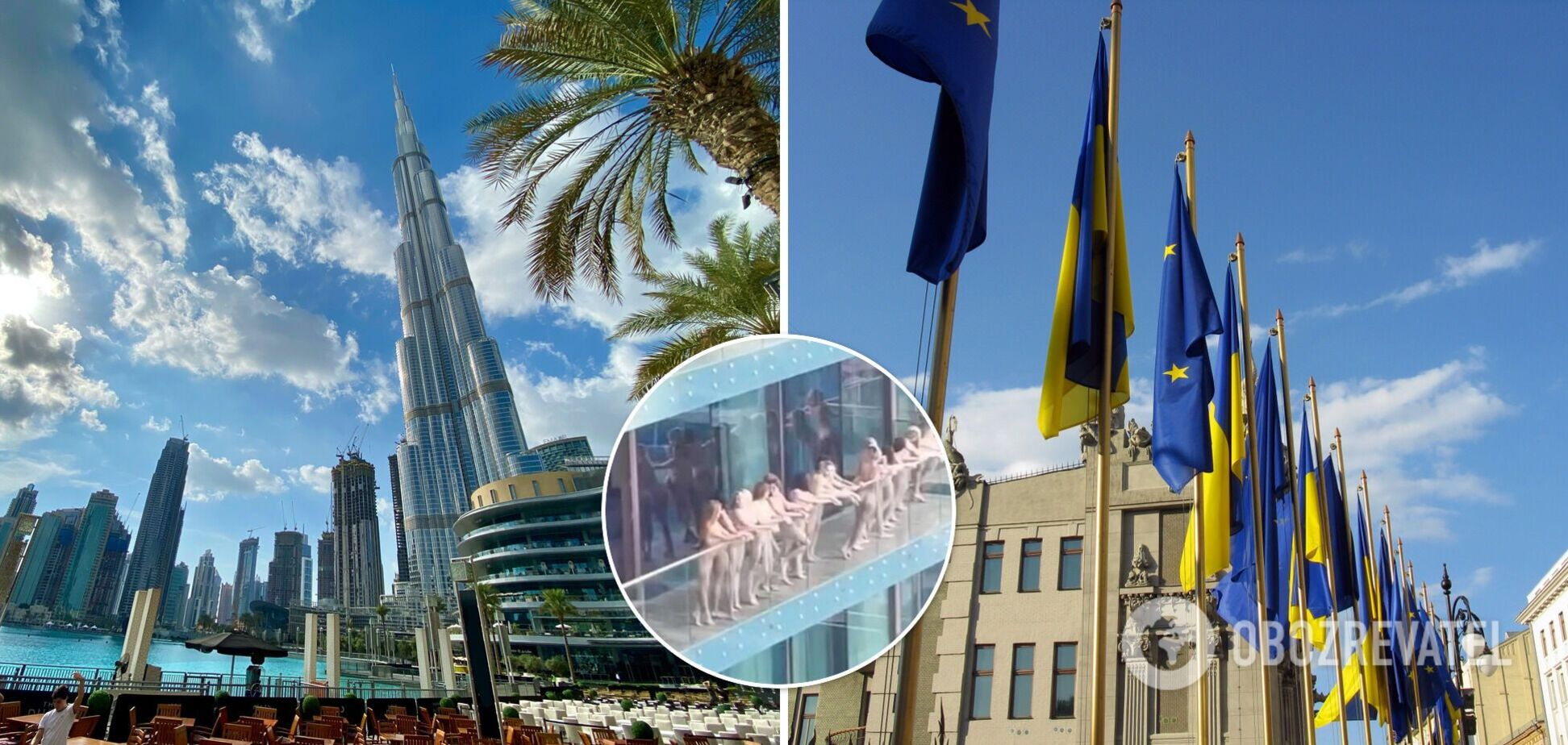 Арестованных украинок в Дубае уже посетил консул, их оказалось больше – МИД
