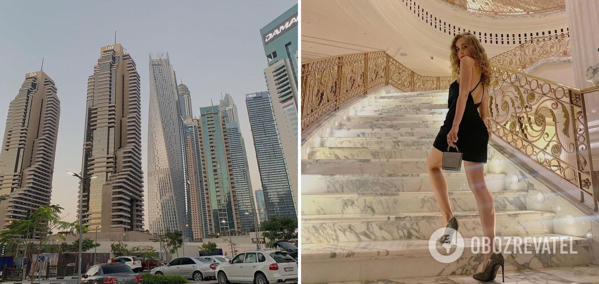 Украинка открестилась от голой фотосессии в Дубае: я уже три дня дома