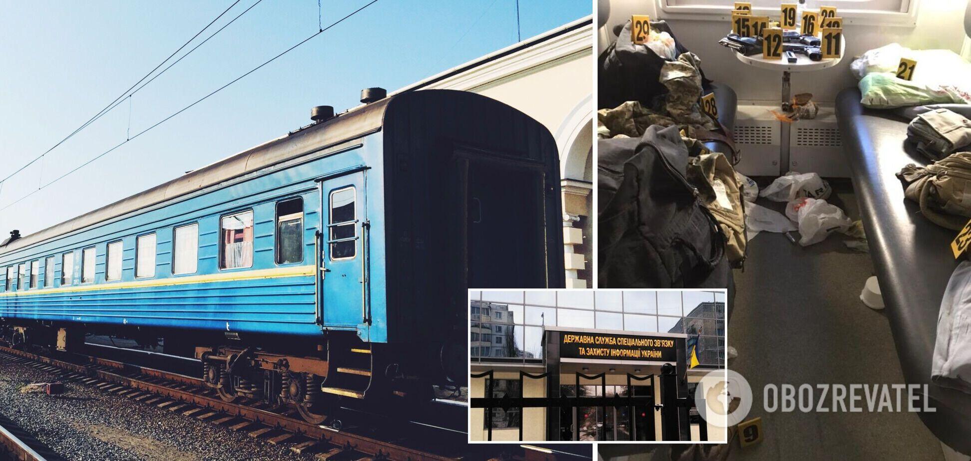 Стрельба в поезде на Харьковщине: выяснилось, кто нарушители