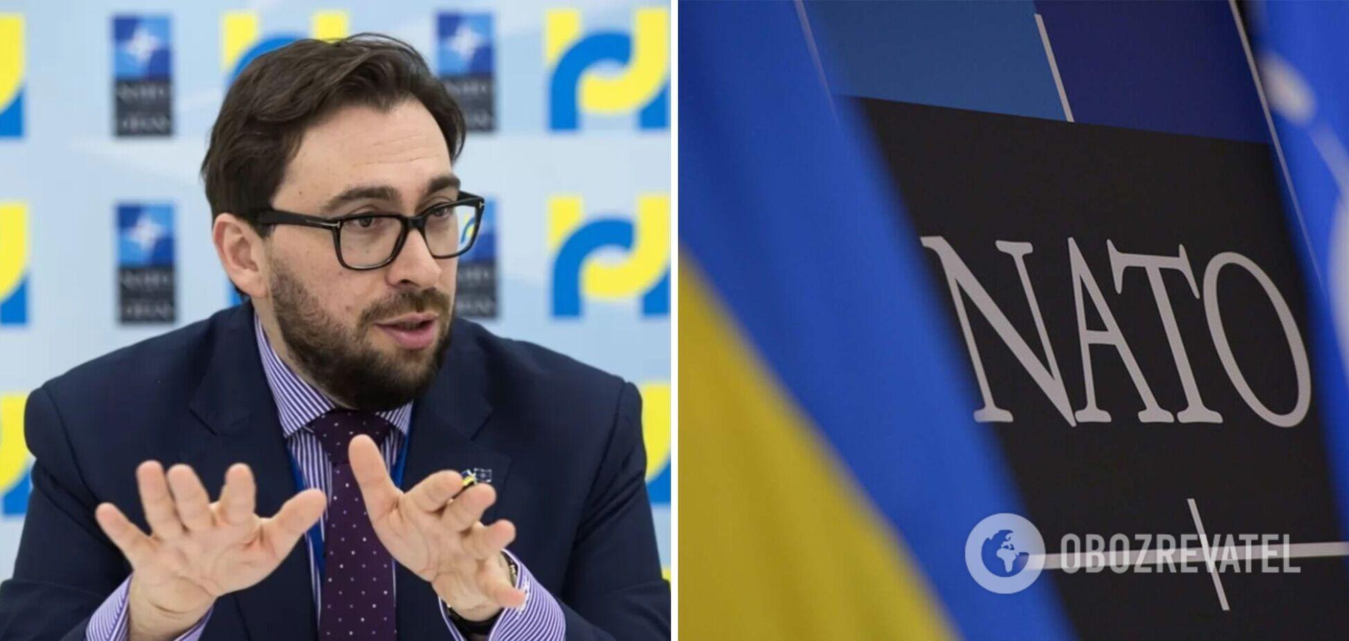 У НАТО відповіли, чому Україна ще не стала членом Альянсу