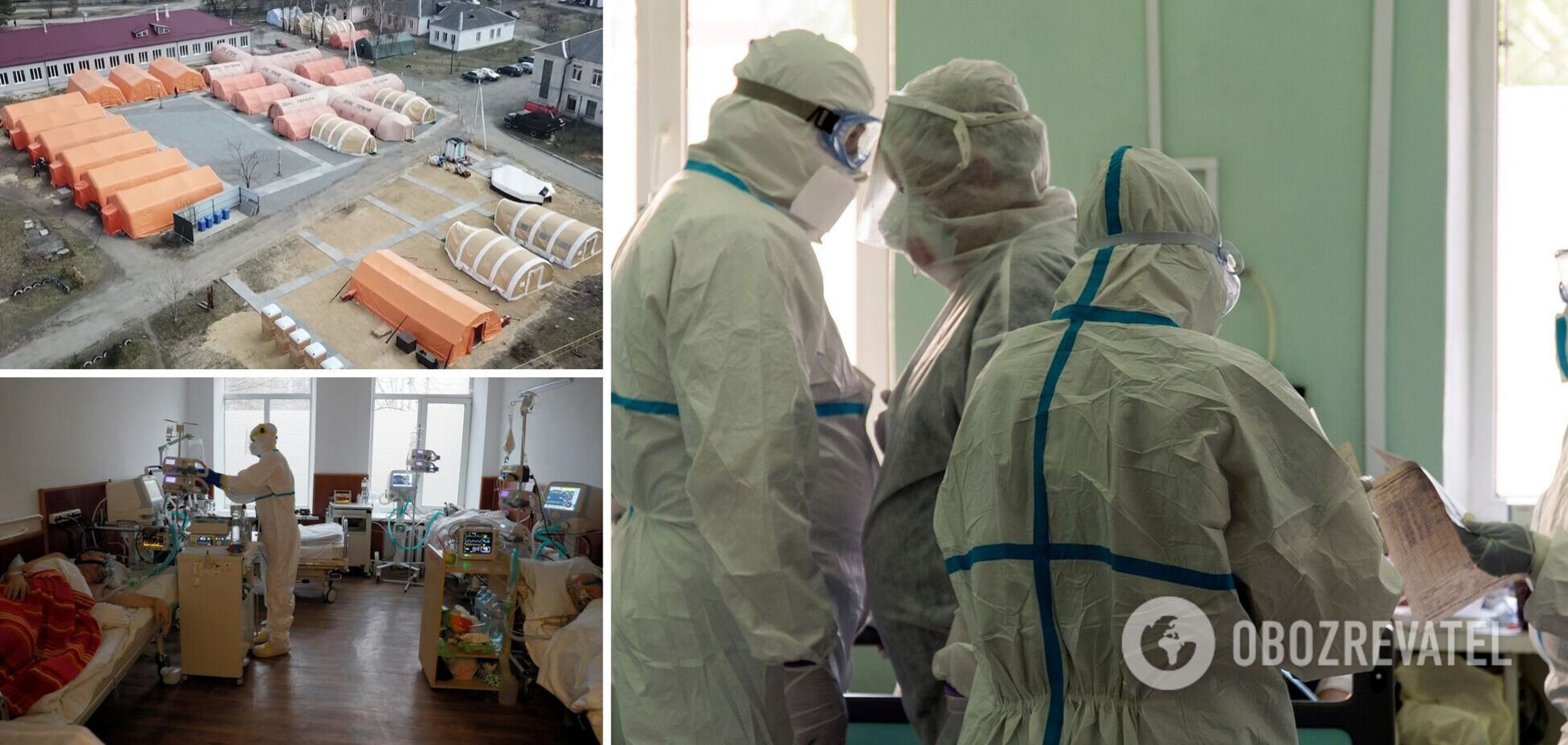 По уровню госпитализаций на душу населения Хмельнитчина находится на 1 месте по Украине